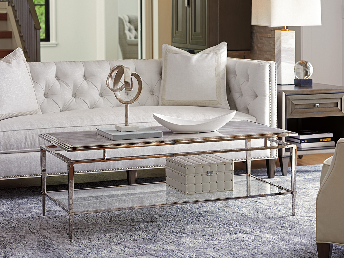 Verona Cocktail Tables Pertaining To Trendy Ariana Verona End Table (View 18 of 20)