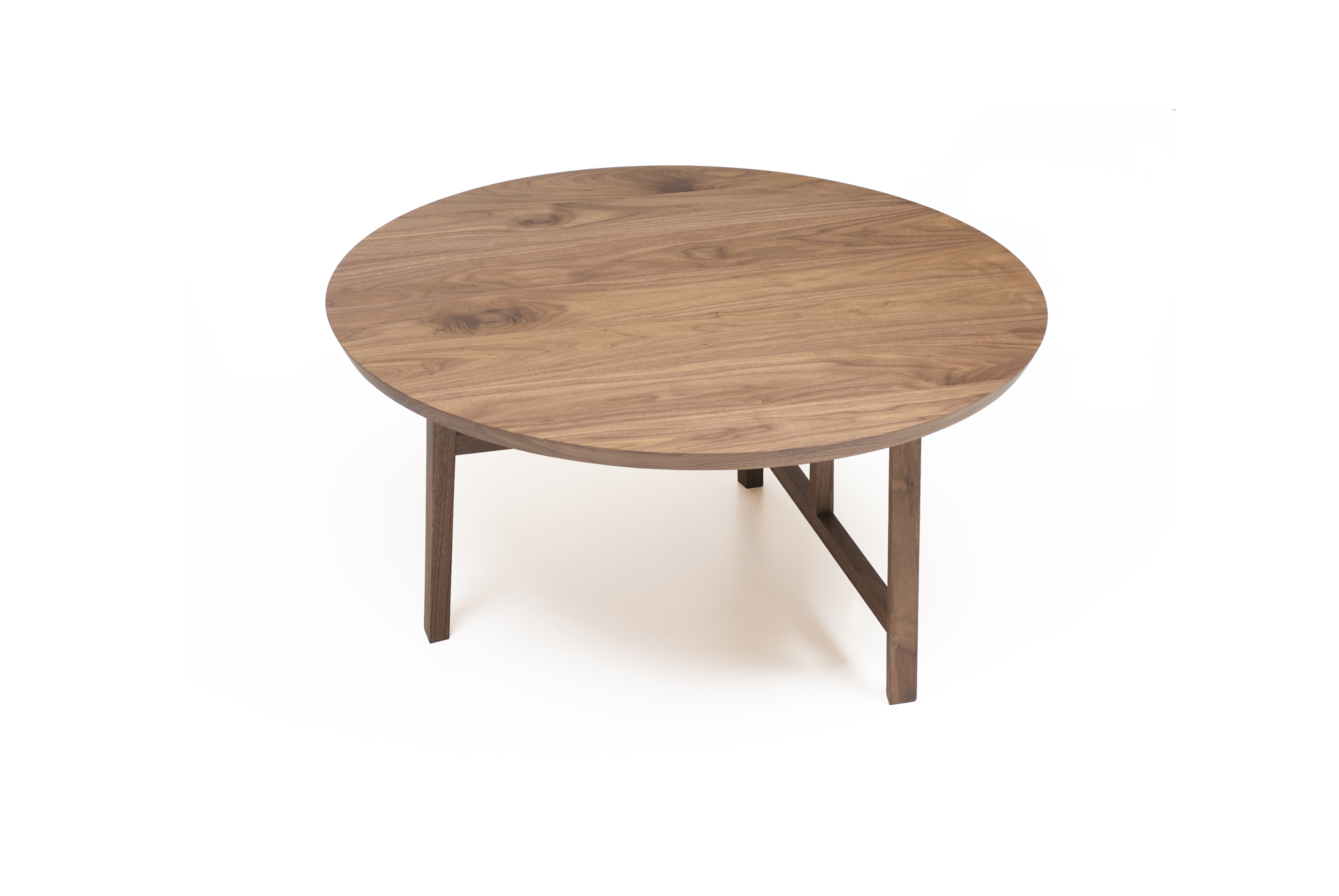 Viewing Neri&hu 754Mm Trio Round Coffee Table With Marble Top Product Intended For Trendy Suspend Ii Marble And Wood Coffee Tables (View 17 of 20)