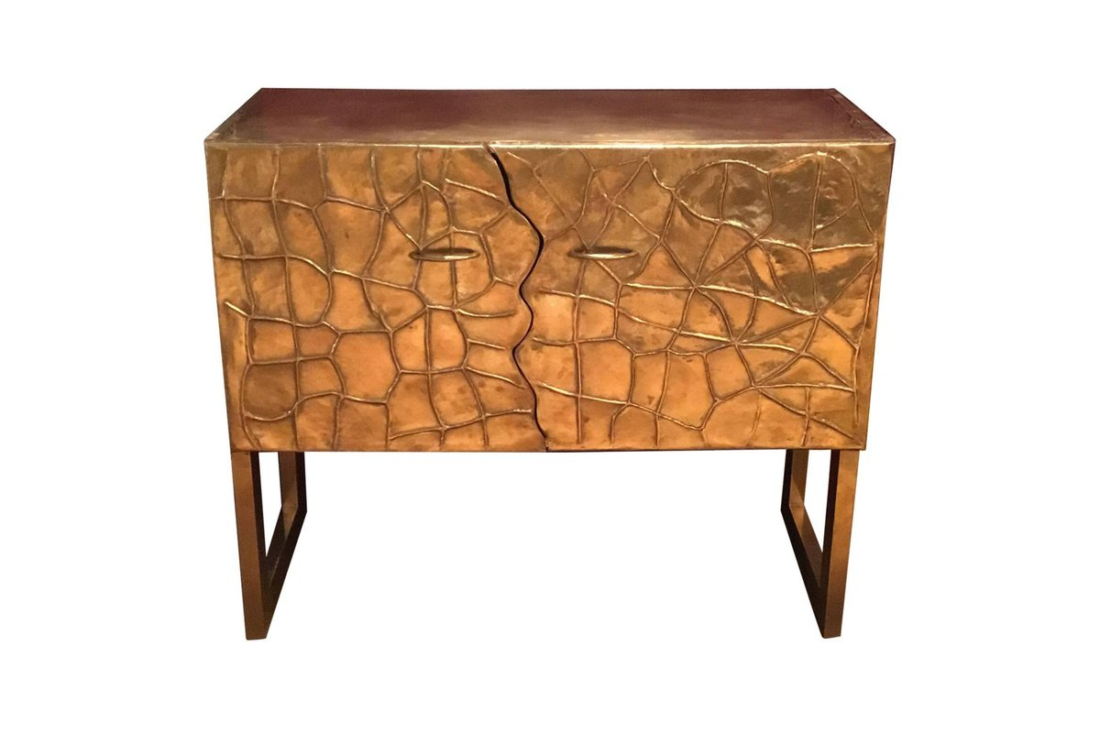 Vintage Brass Sideboard – Aimoroom With Regard To Current Aged Brass Sideboards (View 16 of 20)