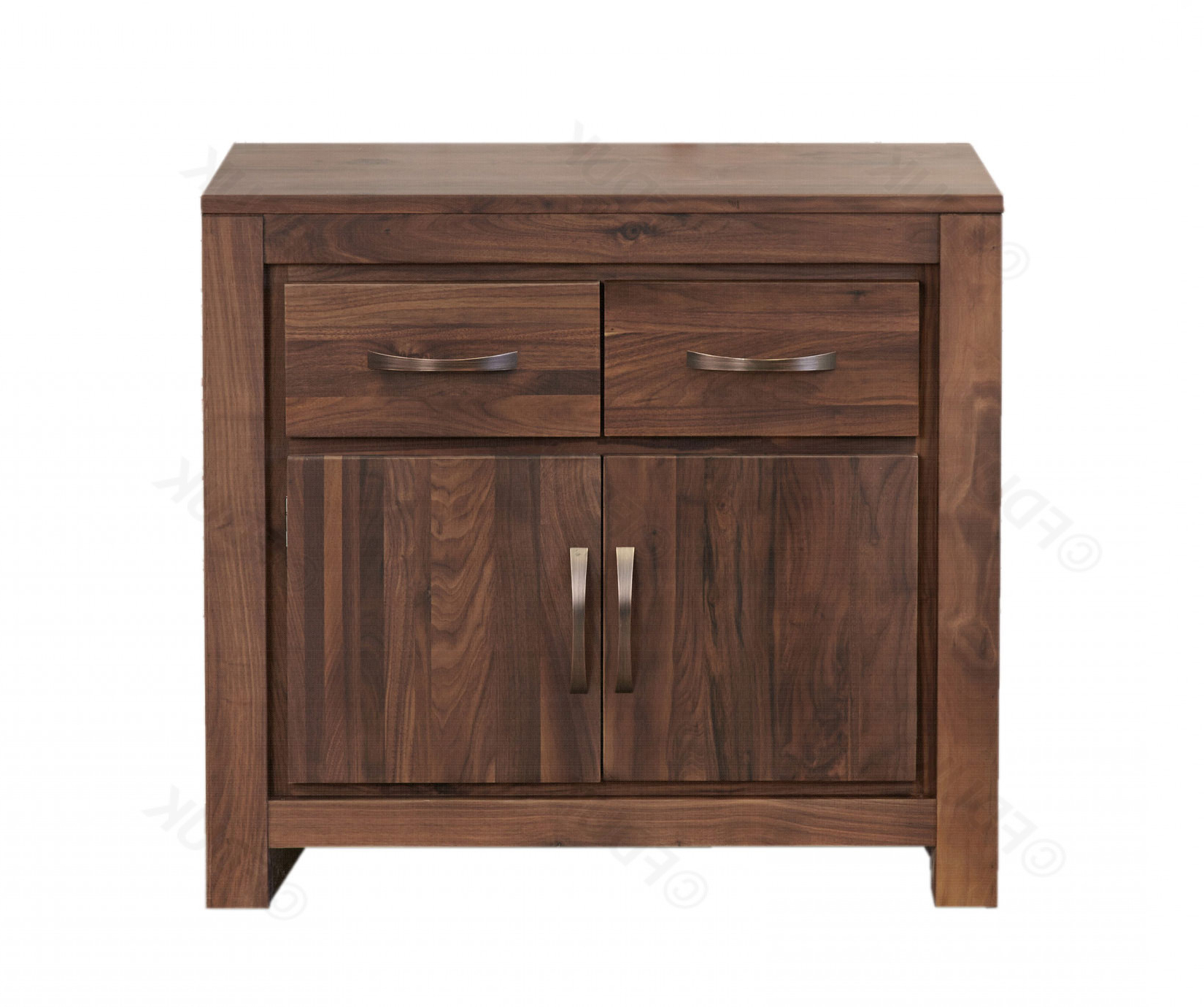 Walnut Small Sideboards With Regard To Latest Baumhaus Mayan (View 14 of 20)