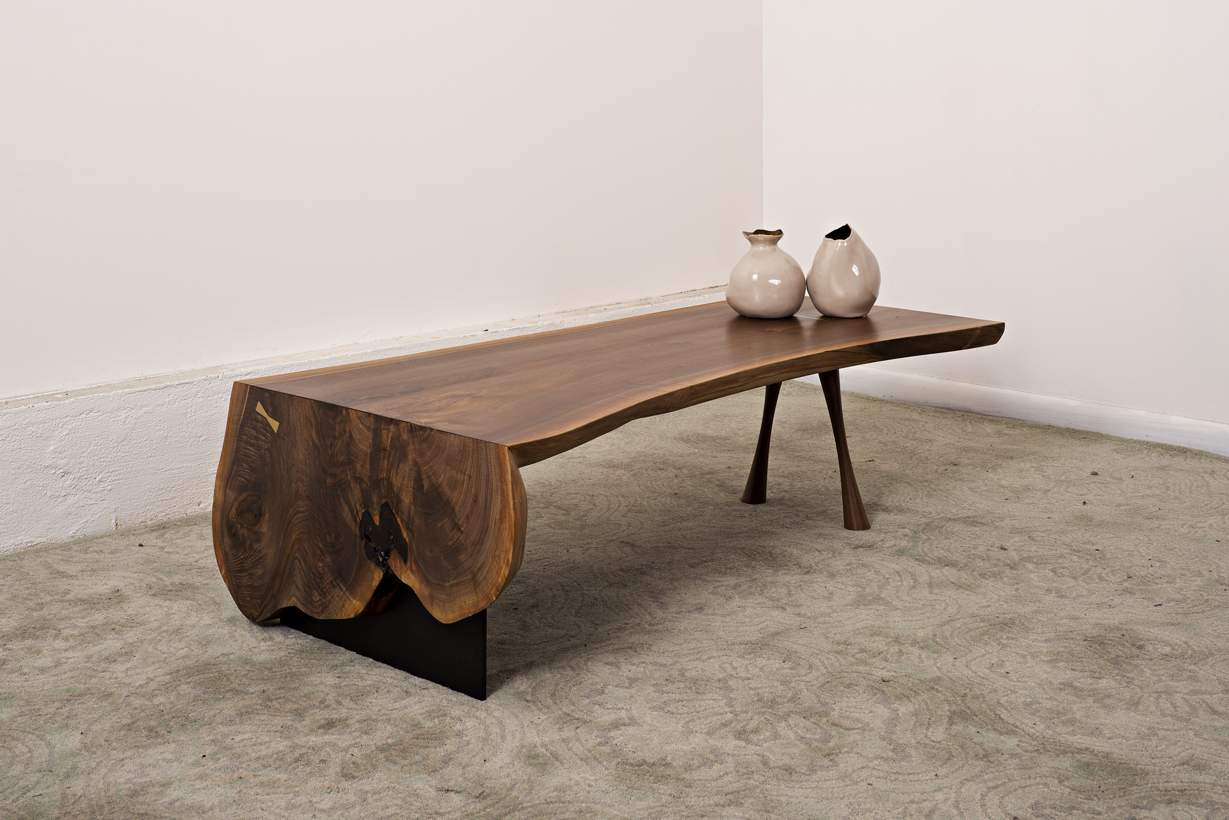 Waterfall Coffee Table With Regard To Popular Waterfall Coffee Tables (View 14 of 20)