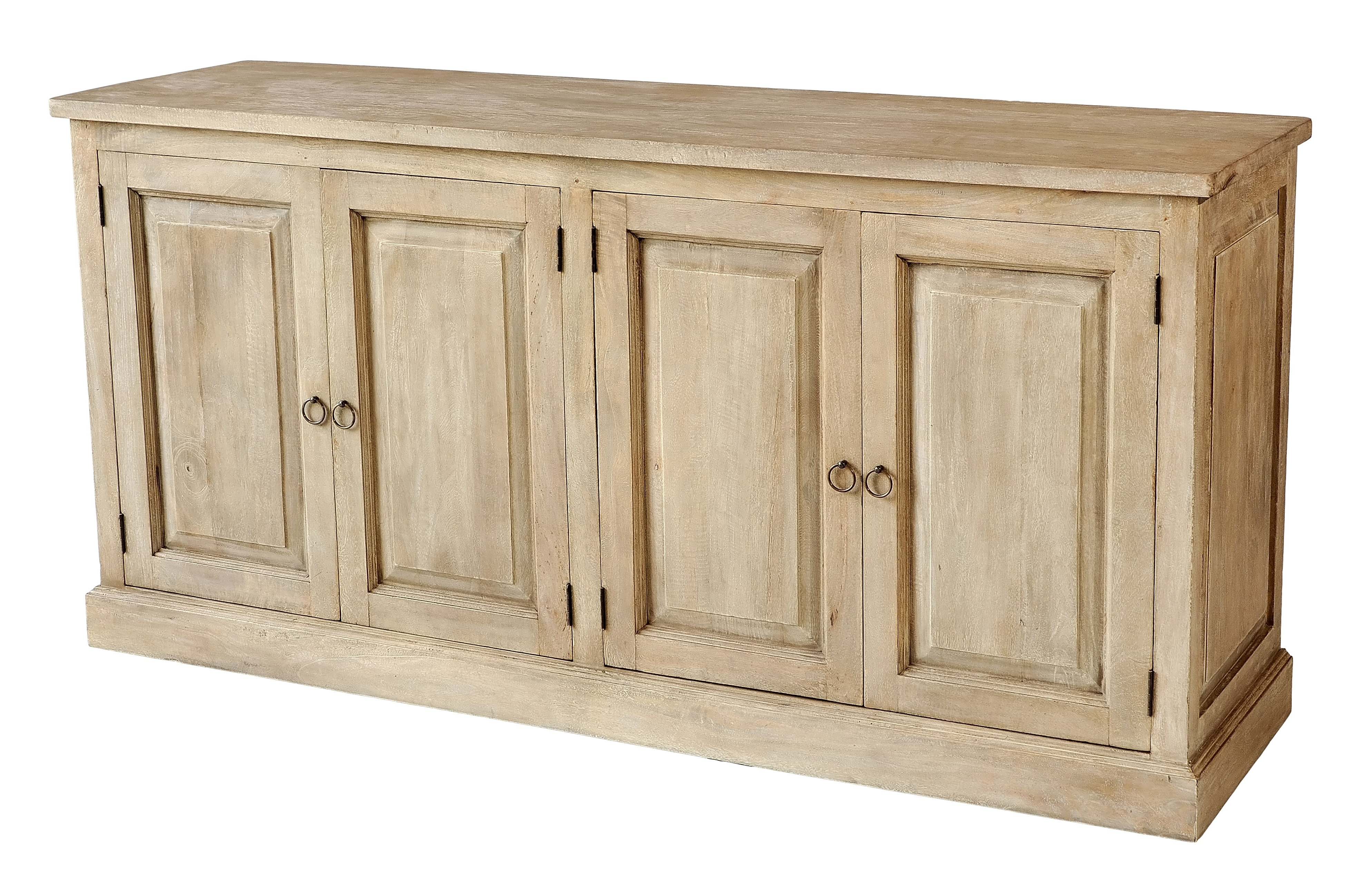 Wayfair Inside Fashionable Natural Mango Wood Finish Sideboards (Gallery 15 of 20)