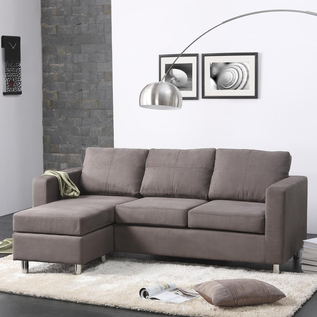 Wayfair With Regard To Most Popular Collins Sofa Sectionals With Reversible Chaise (View 19 of 20)