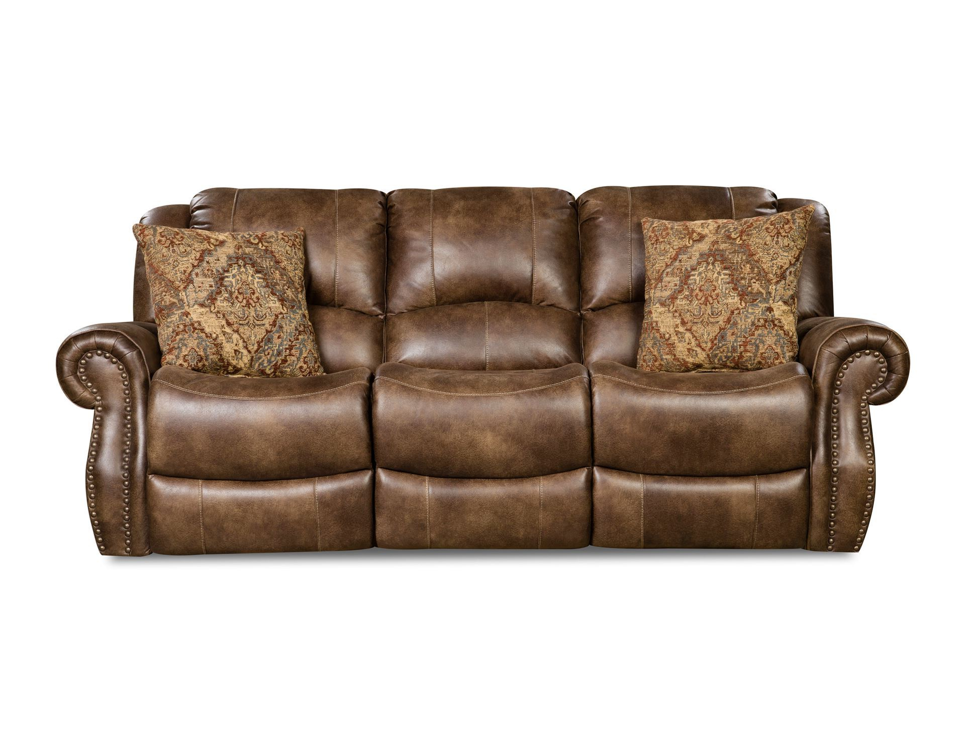 Waylon 3 Piece Power Reclining Sectionals For Most Recent Waylon – Mocha Reclining Sofa (View 11 of 20)
