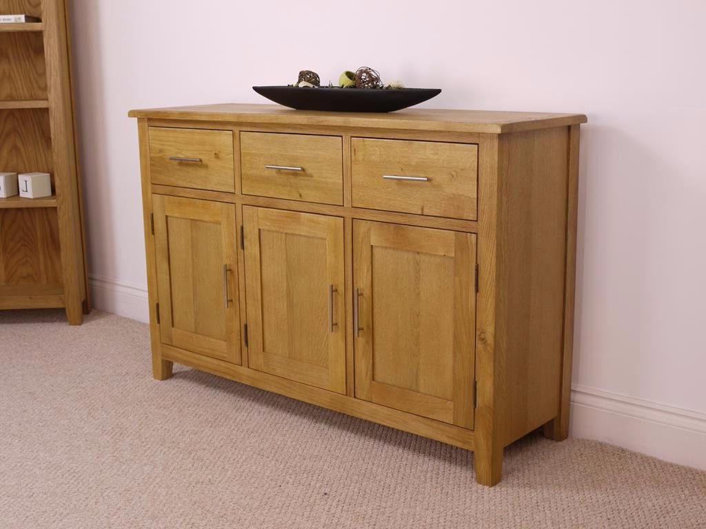 Well Known 4 Door 3 Drawer White Wash Sideboards Regarding Sideboards In Cornwall & Devon At Furniture World – Furniture World (View 13 of 20)