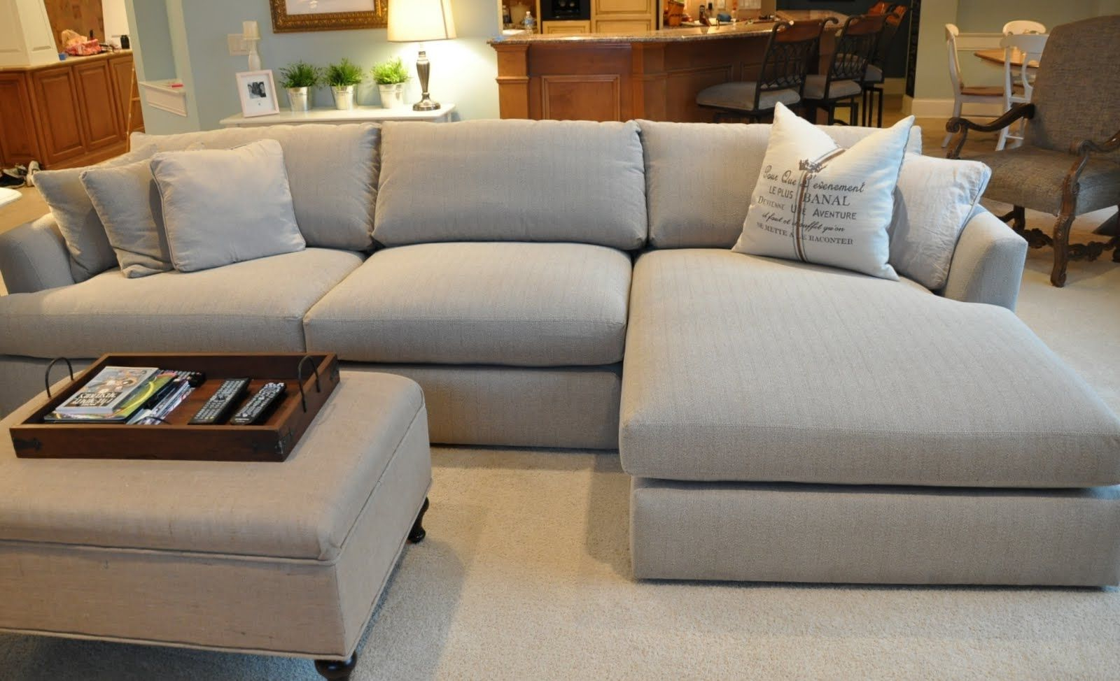 Well Known Arhaus Emory Sectional In  (View 20 of 20)