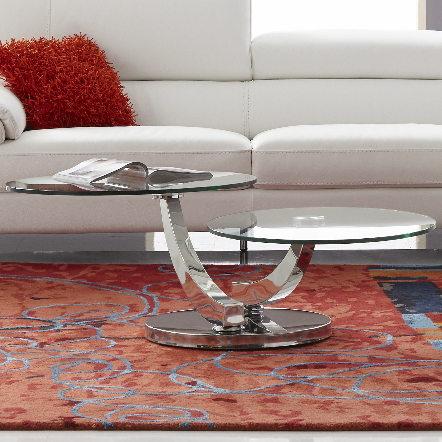 Well Known Bellini Modern Living Allure Coffee Table (View 4 of 20)