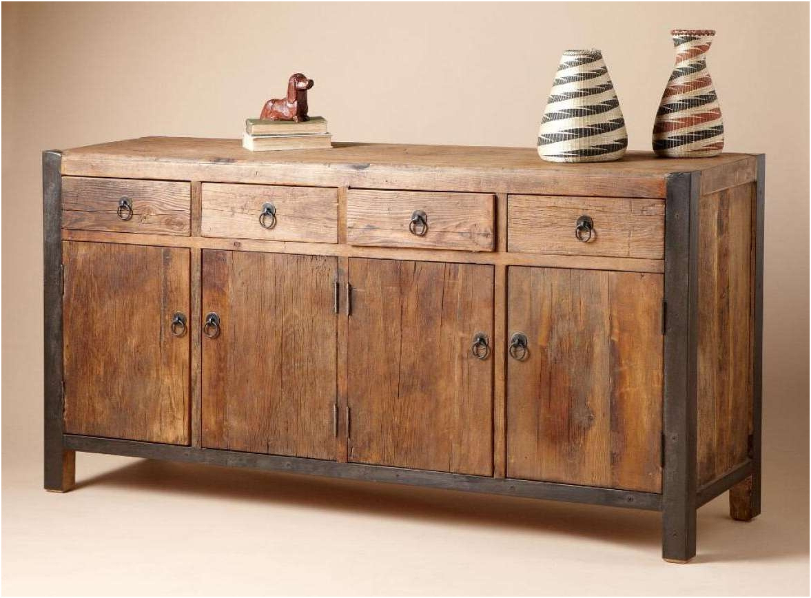 Well Known Best For Rounded Corners Mango Wood Buffet Cabinet With Drawers Inside Helms Sideboards (Gallery 19 of 20)