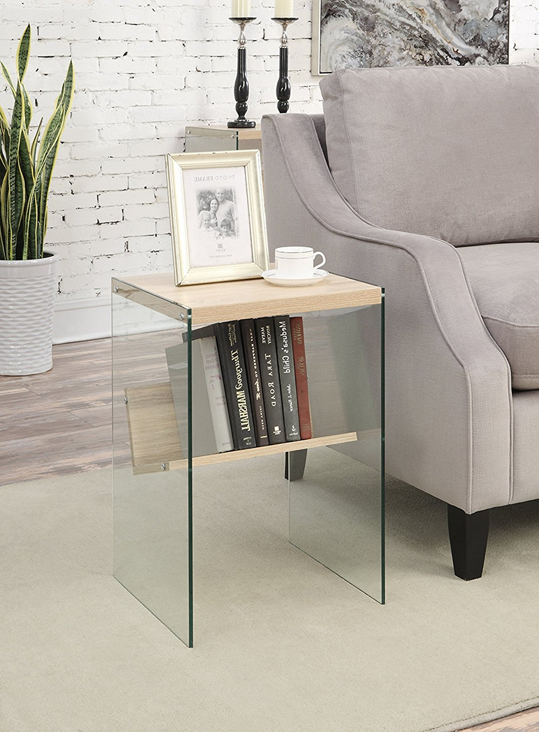 Well Known Cody Expandable Cocktail Tables Intended For 17 Trendy Coffee And Side Tables With Integrated Storage – Living In (View 20 of 20)