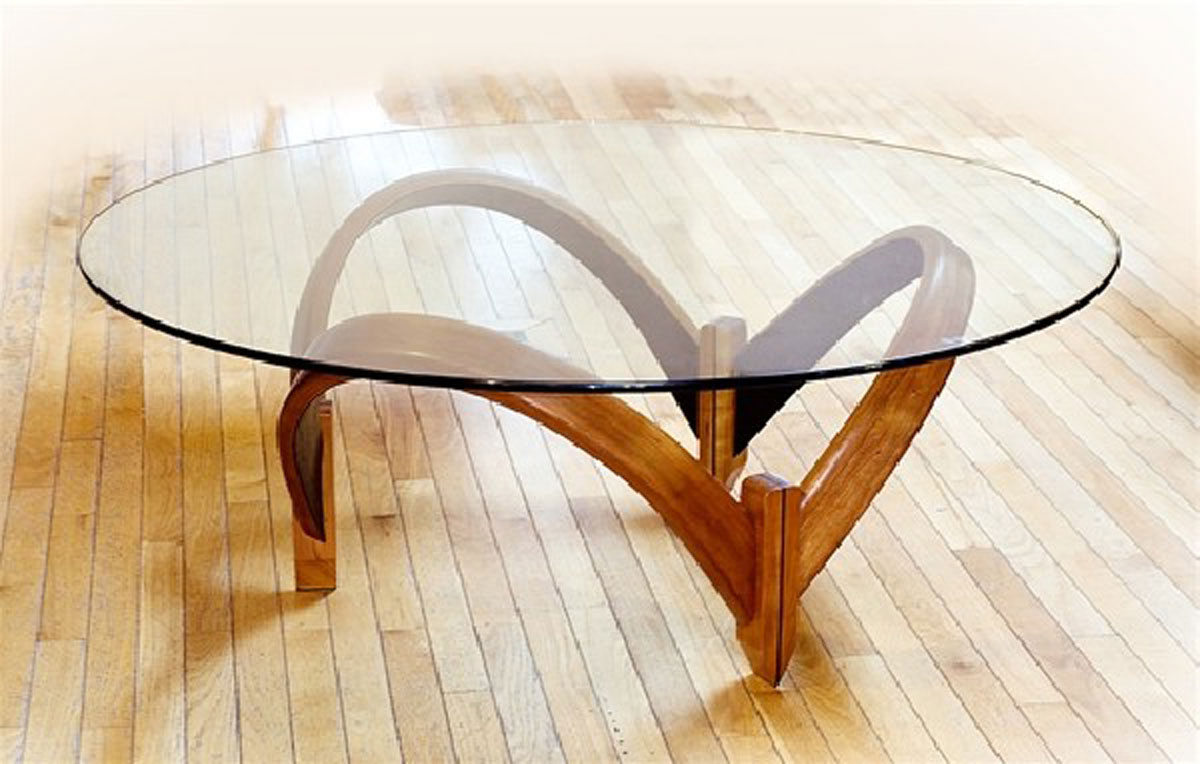 Well Known Contemporary Curves Coffee Tables For Table Console : The Perfect Cool Modern Style End Tables Pictures (View 18 of 20)