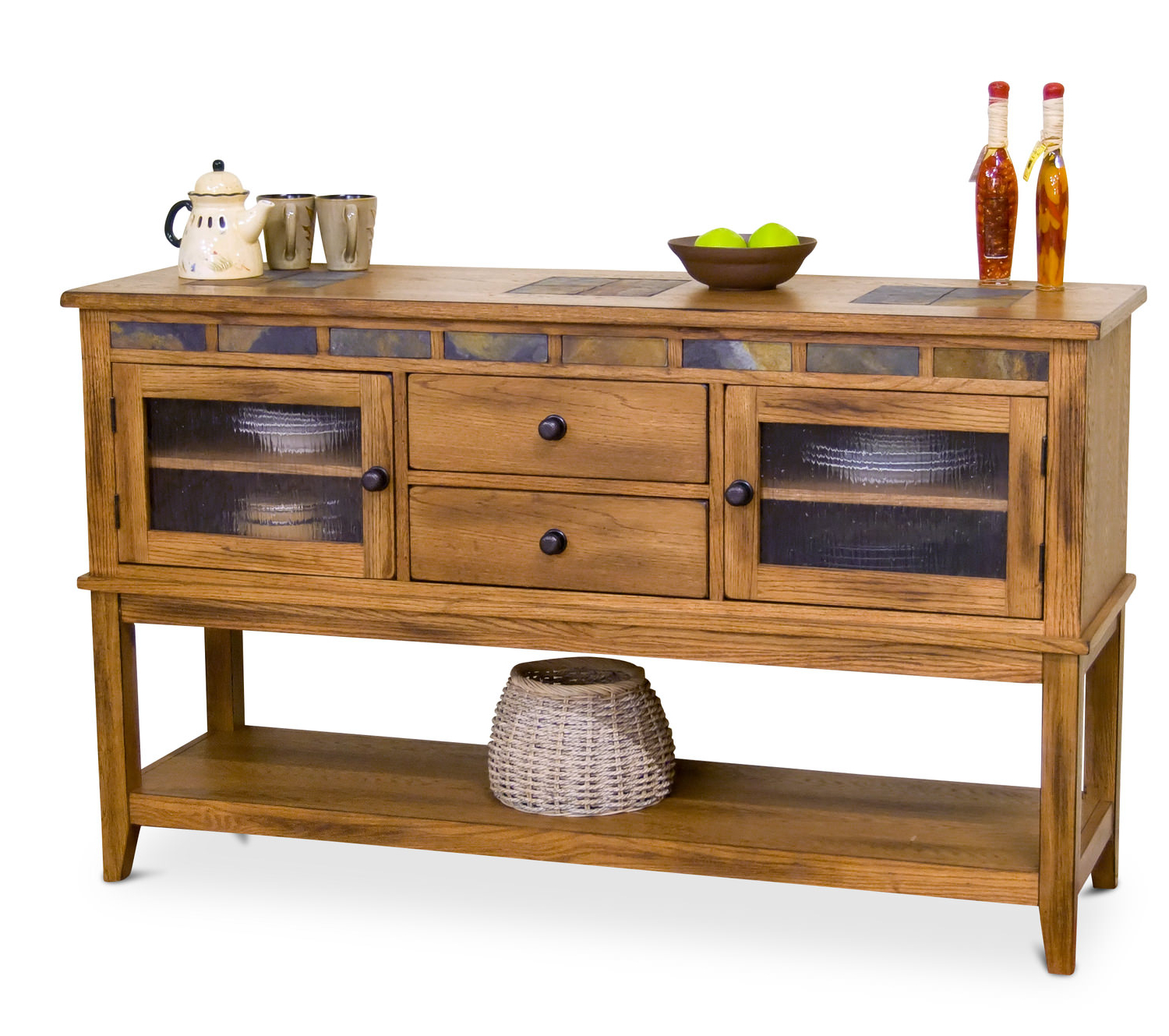 Well Known Craftsman Sideboards Regarding Buffets, China Cabinets And Sideboards – Hom Furniture (View 18 of 20)