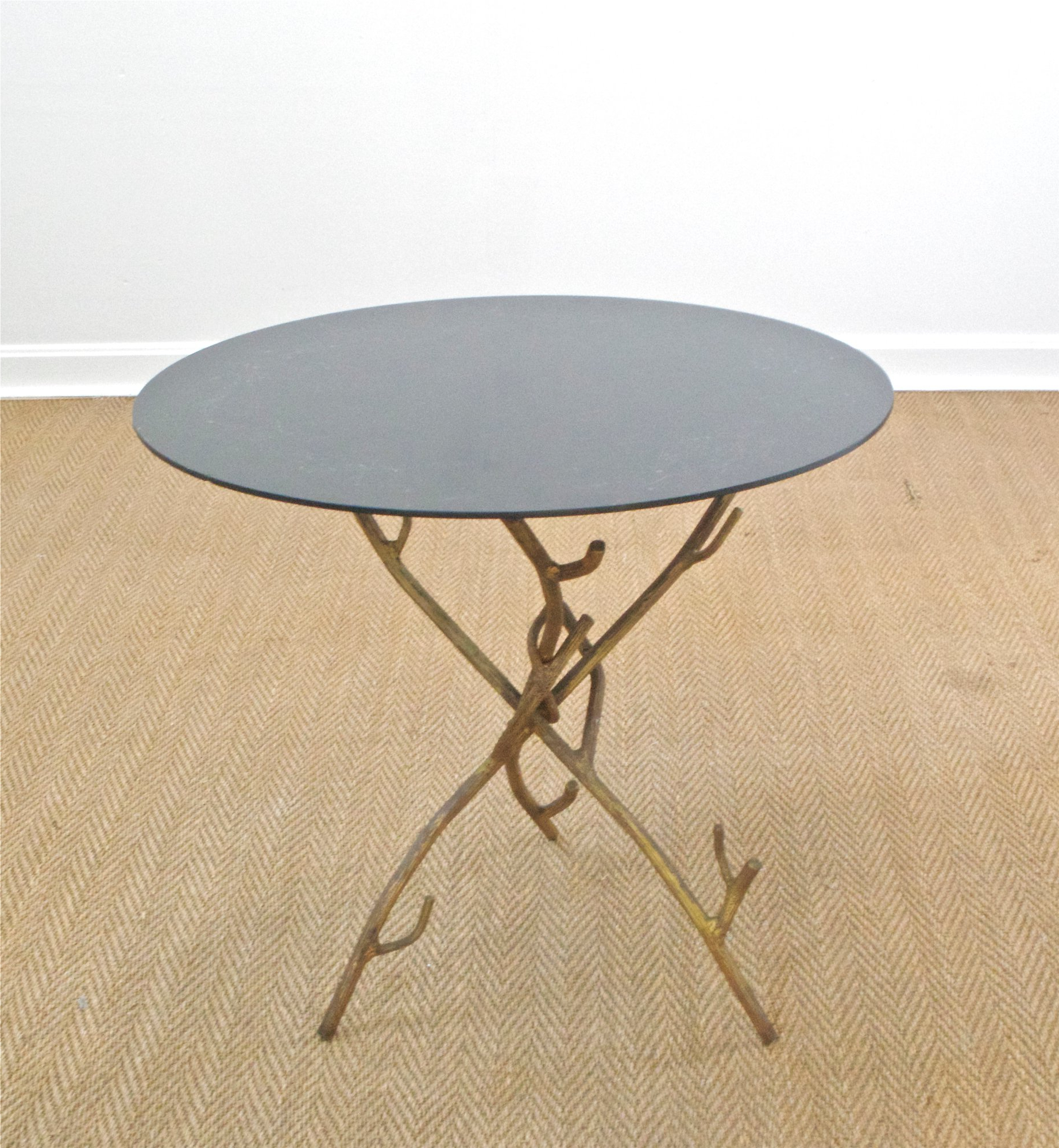 Well Known Faux Bois Cocktail Table For Sale At 1stdibs With Faux Bois Coffee Tables (View 13 of 20)