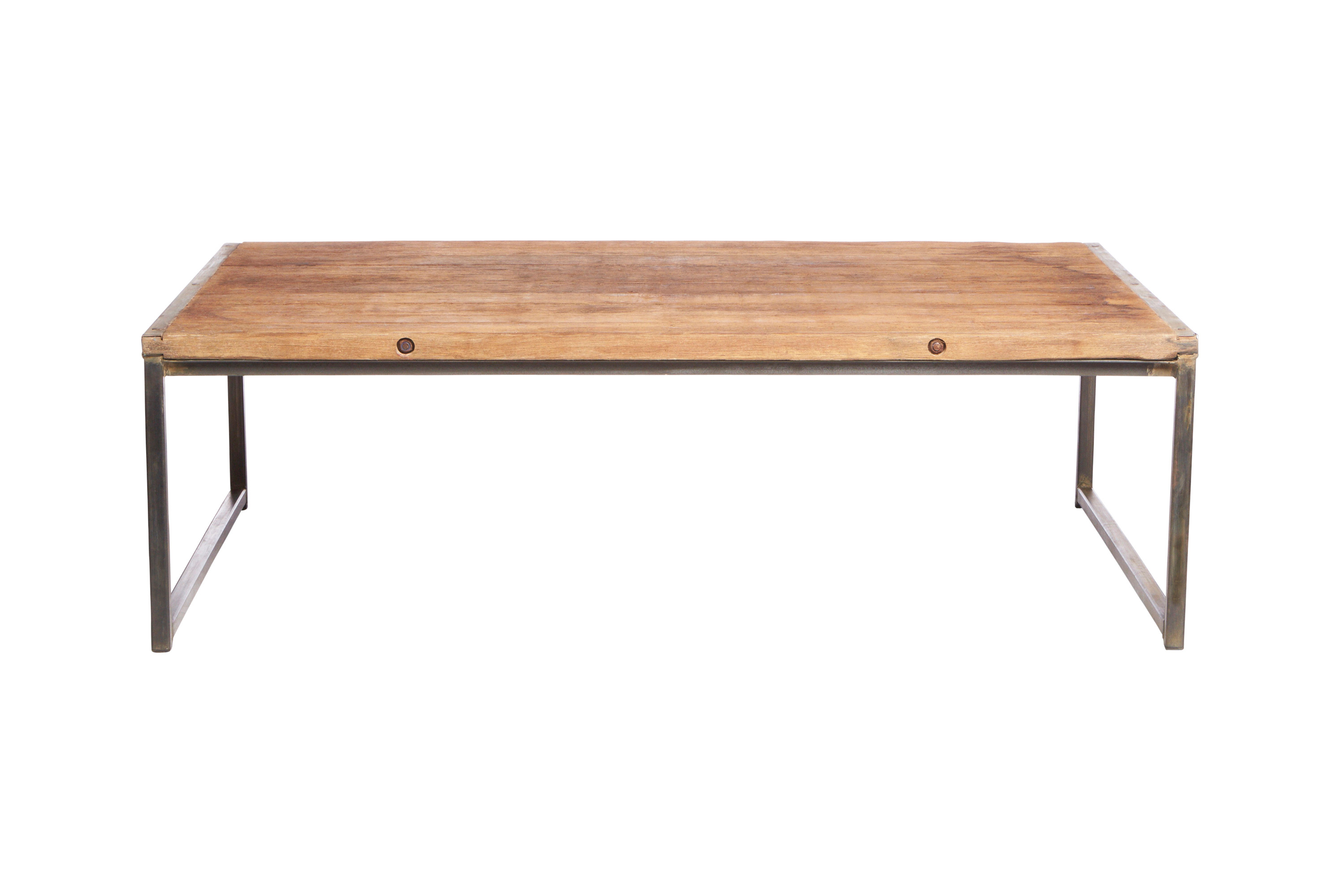 Well Known Foundry Cocktail Tables Pertaining To Foundry Coffee Table (View 19 of 20)