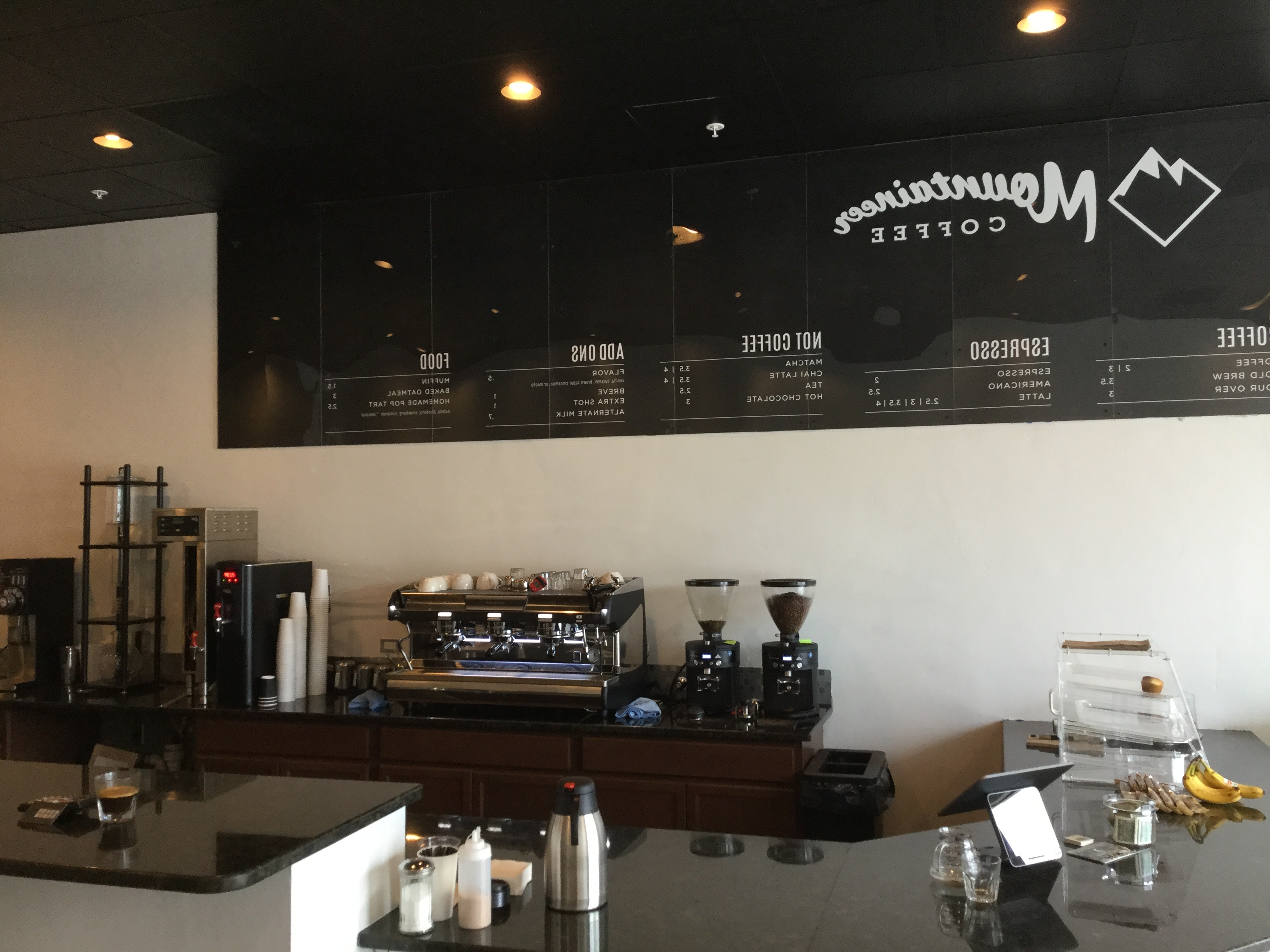 Well Known Mountainier Cocktail Tables Within Mountaineer Coffee In Oldsmar (View 14 of 20)