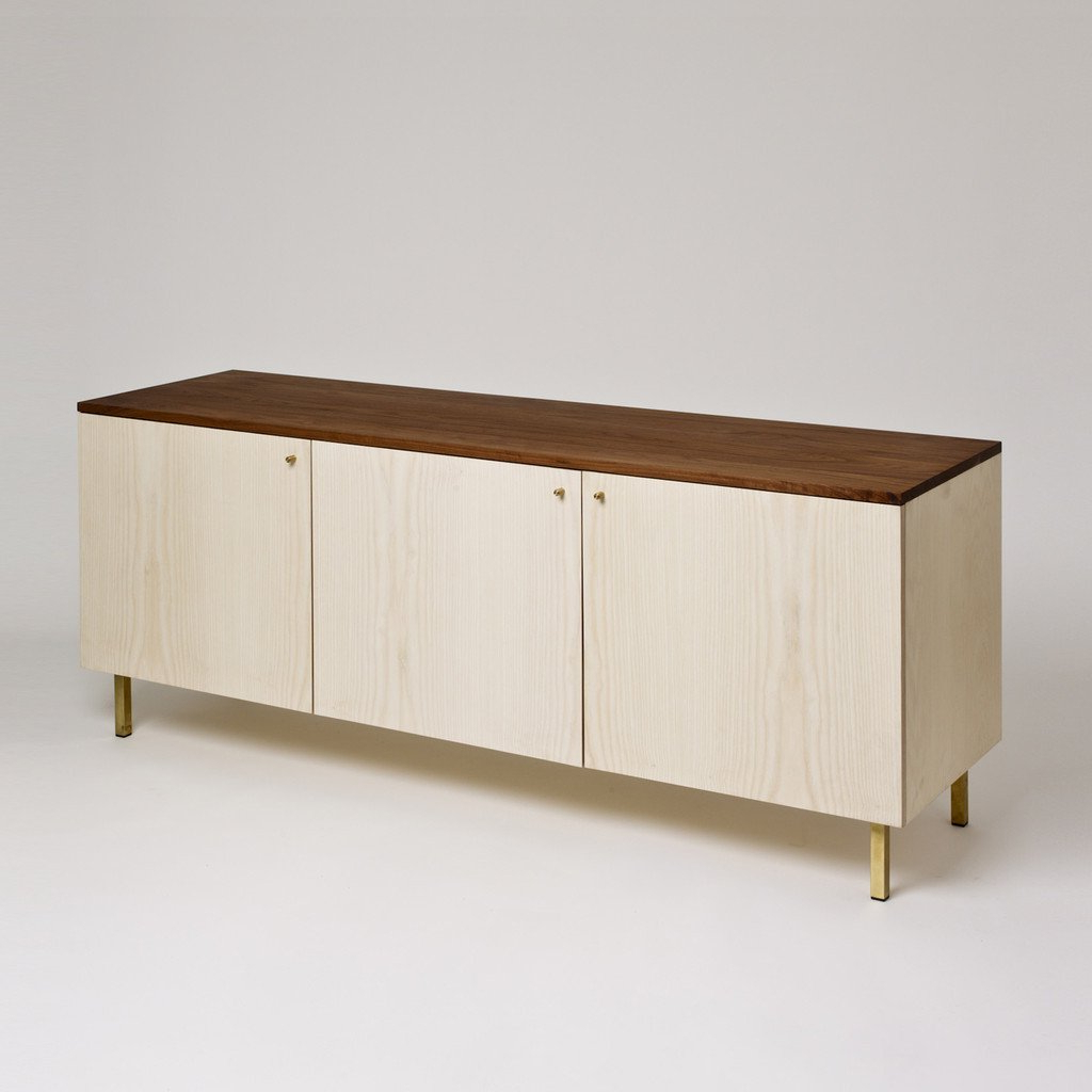 Well Known Oil Pale Finish 3 Door Sideboards Regarding Sideboard Twoanother Country — Haus® (View 17 of 20)