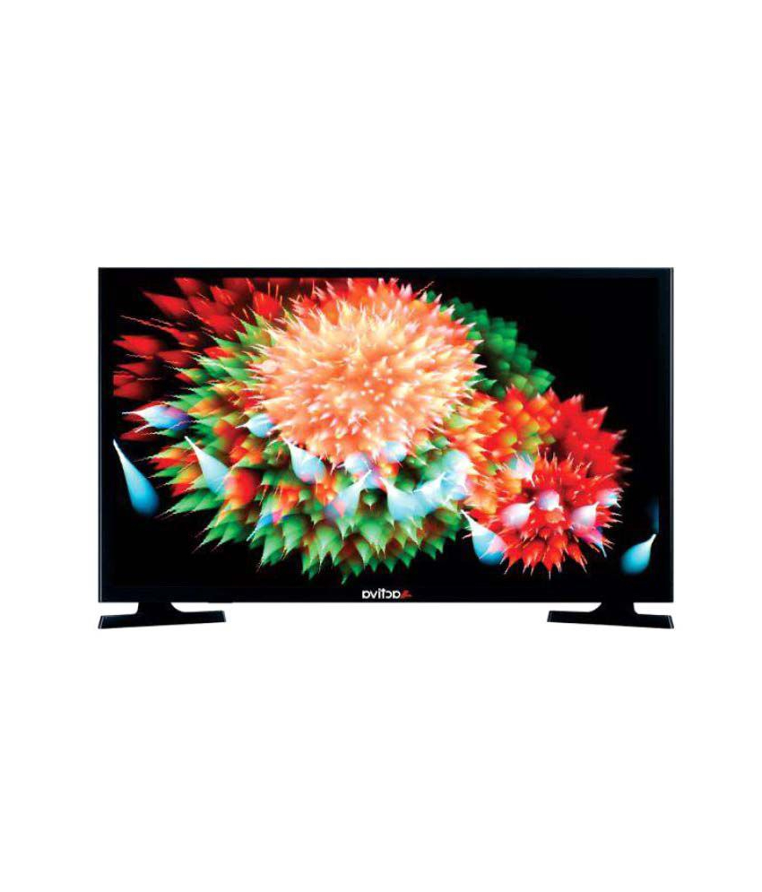 Well Known Palazzo 87 Inch Sideboards Regarding Activa 32D60 32 Inches Full Hd Led Tv Price In India 11 Dec  (View 19 of 20)