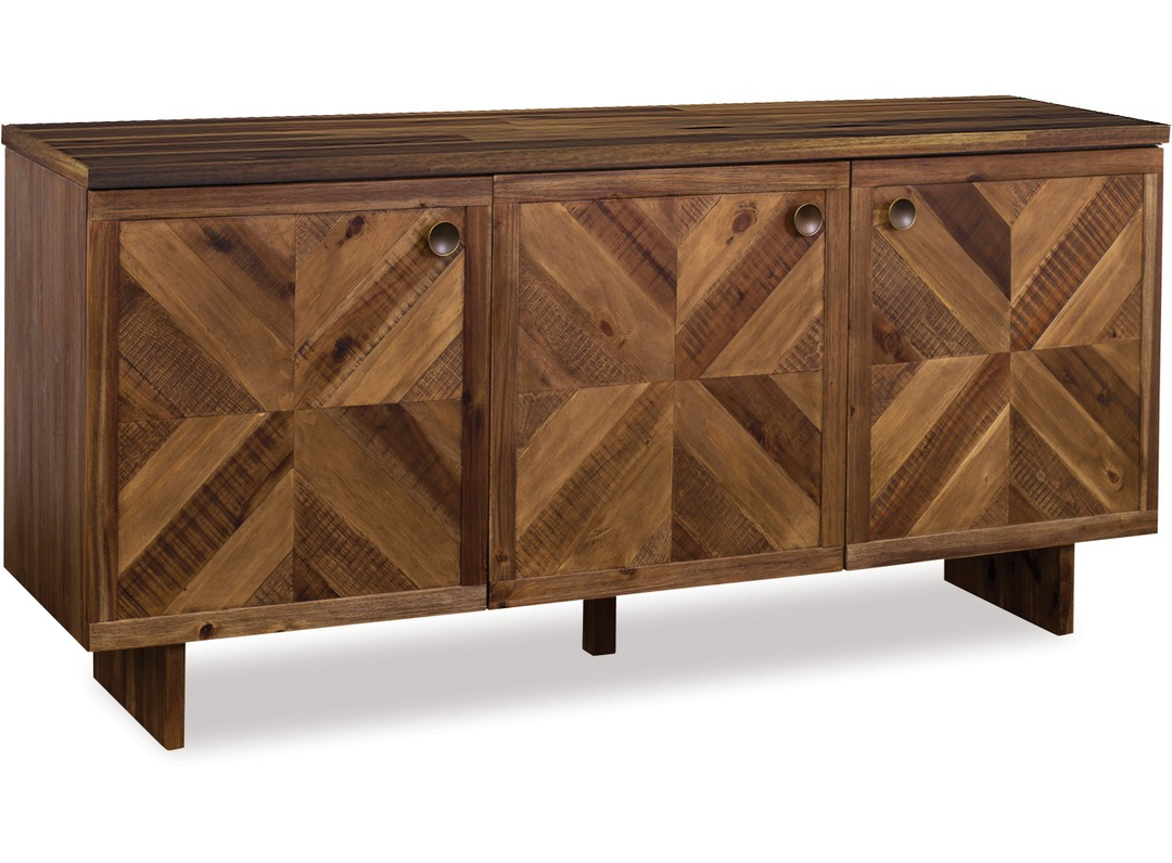 Well Known Parquet 2 Sideboard In Parquet Sideboards (View 3 of 20)