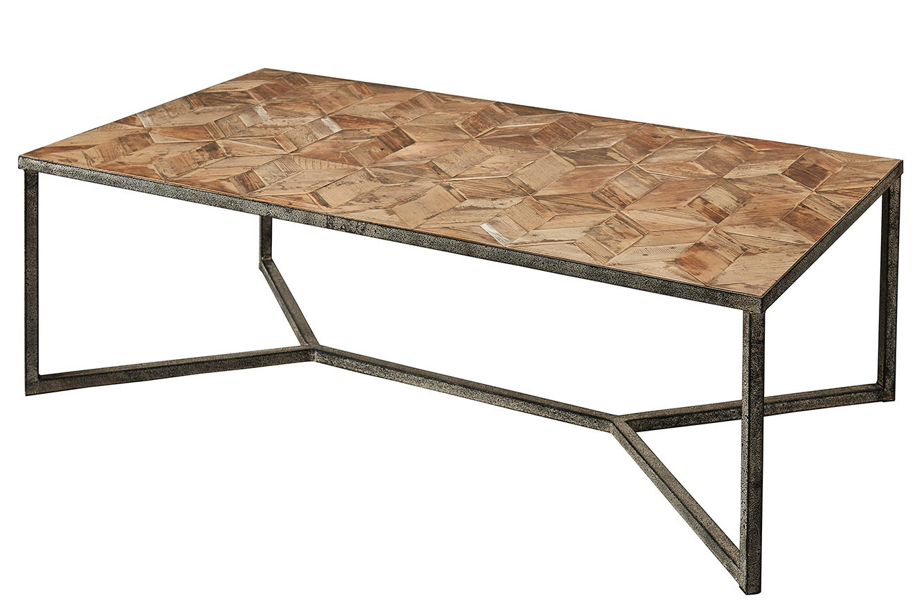 Well Known Reclaimed Elm Cast Iron Coffee Tables Regarding Search (Gallery 17 of 20)