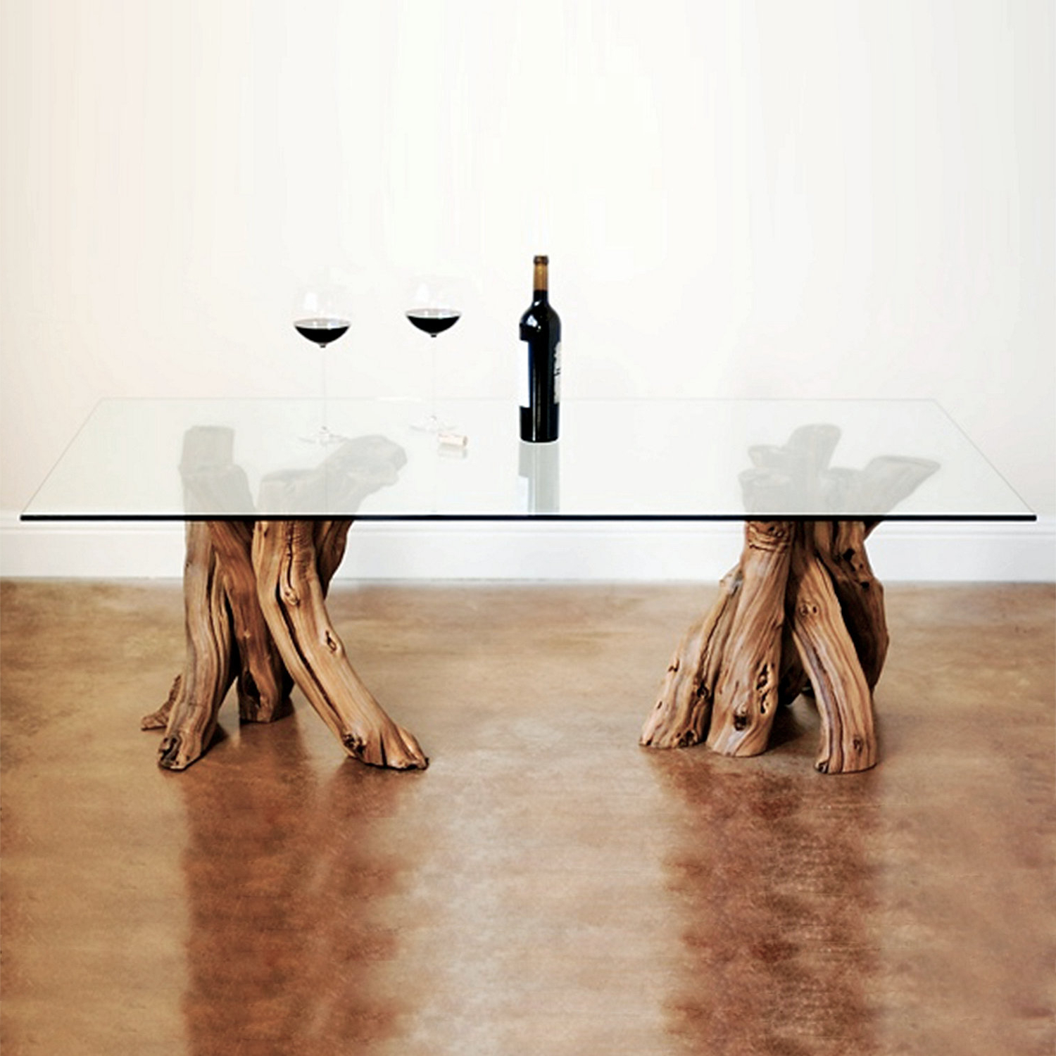Well Known Rectangular Barbox Coffee Tables Regarding Grapevine Coffee Table (30 X 60) – Wine Enthusiast (View 19 of 20)