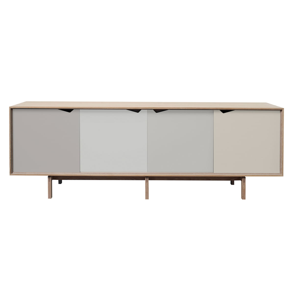 Well Known S1 Sideboard Multicoloured Andersen Furniture Intended For Iron Sideboards (Gallery 19 of 20)