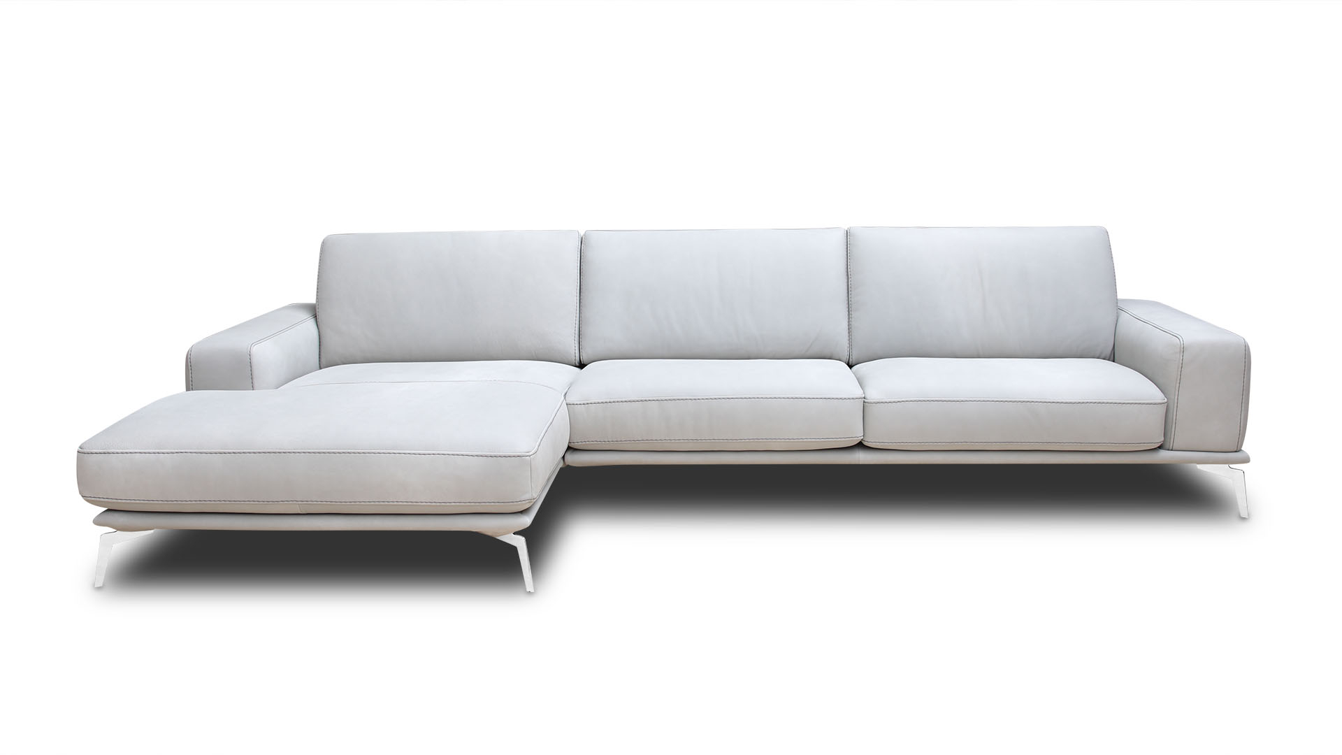 Well Known Sofas & Sectionals – Braccisofas Pertaining To Glamour Ii 3 Piece Sectionals (View 7 of 20)
