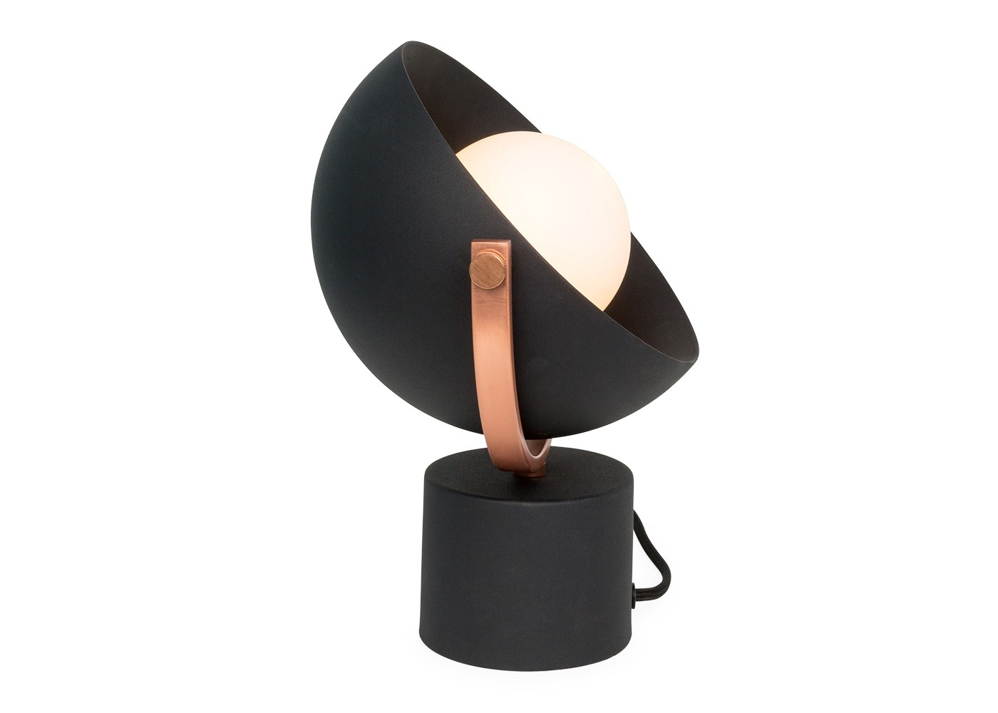 Well Known Spin Rotating Coffee Tables Throughout Spin Table Lamp (View 20 of 20)