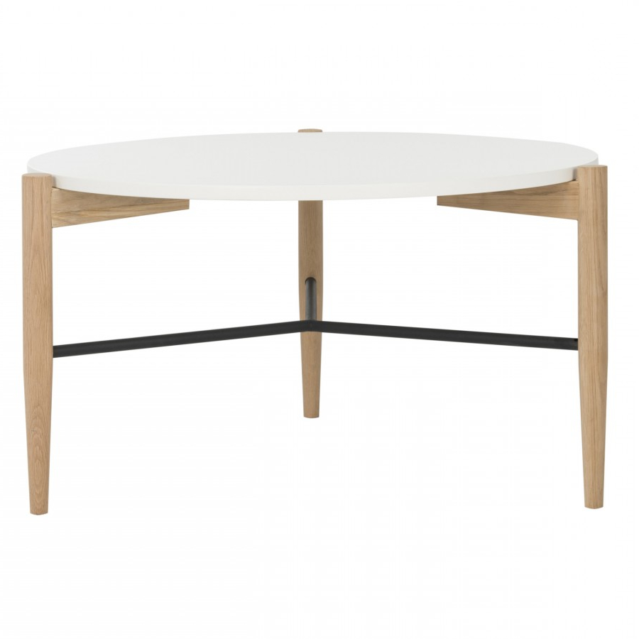 Well Known Torrin Round Cocktail Tables Pertaining To Decor Market – Thyme Round Coffee Table (View 8 of 20)