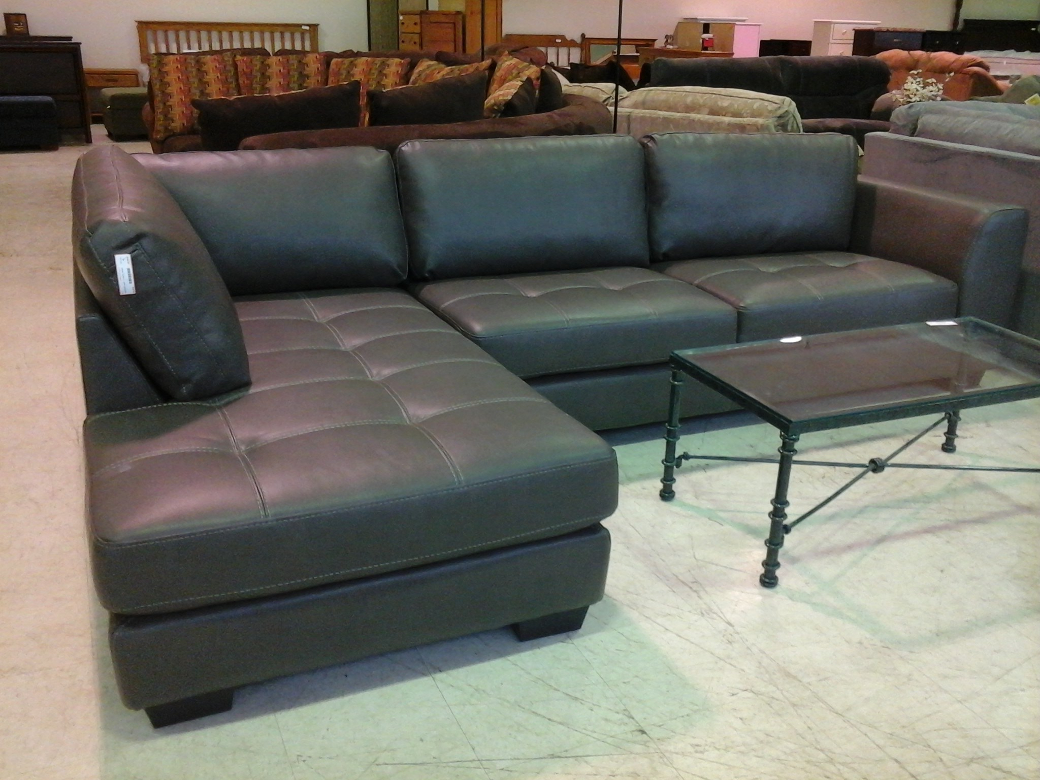 Well Known Travis Dk Grey Leather 6 Piece Power Reclining Sectionals With Power Headrest & Usb With Regard To Popular Chaise Probably Sofa Small Recliner Kolyorove Sofas Living (View 11 of 20)