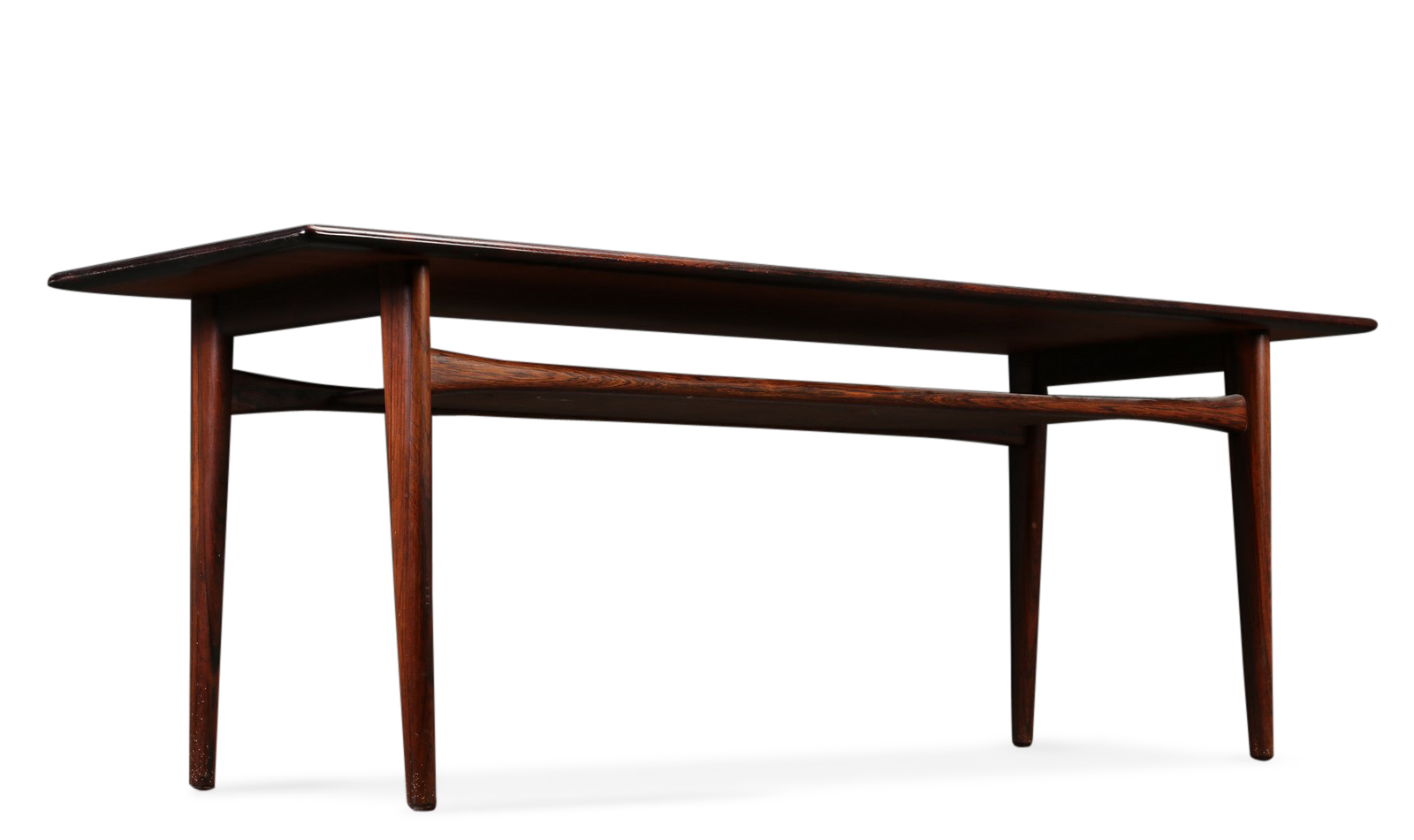 Well Known Vintage Wood Coffee Tables In 60's Coffee Table – The Vintage Furniture (Gallery 18 of 20)