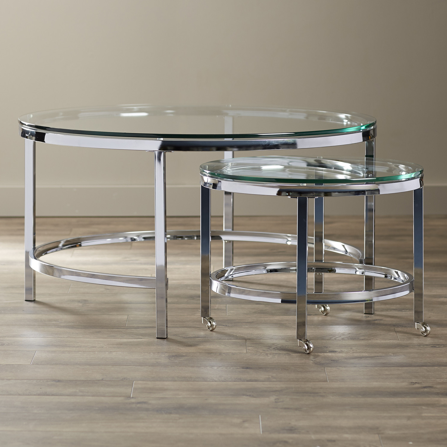 Well Known Wade Logan Ardencroft Modular 2 Piece Coffee Table Set Wadl1598 With Regard To Logan Cocktail Tables (View 7 of 20)