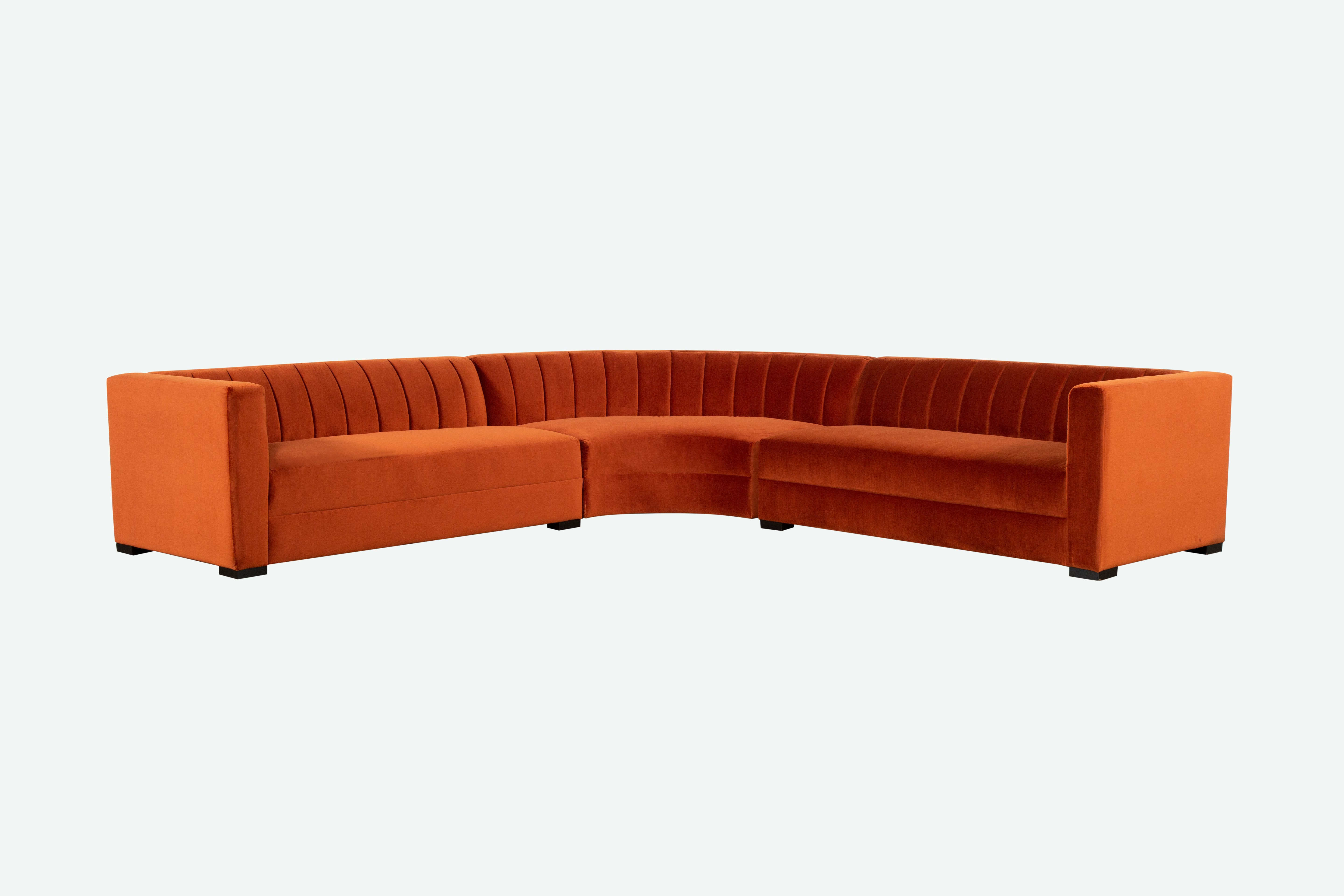 Well Known Whitley 3 Piece Sectionals By Nate Berkus And Jeremiah Brent Inside Nate Berkus Just Launched A Home Collection With Hubby Jeremiah (View 12 of 20)