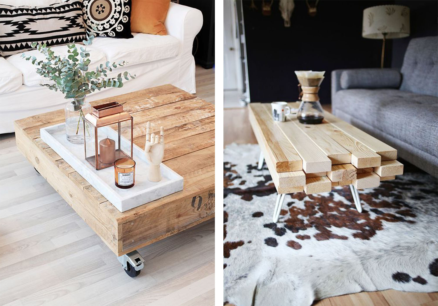Well Liked 11 Alternatives To A Traditional Coffee Table Intended For Traditional Coffee Tables (View 11 of 20)