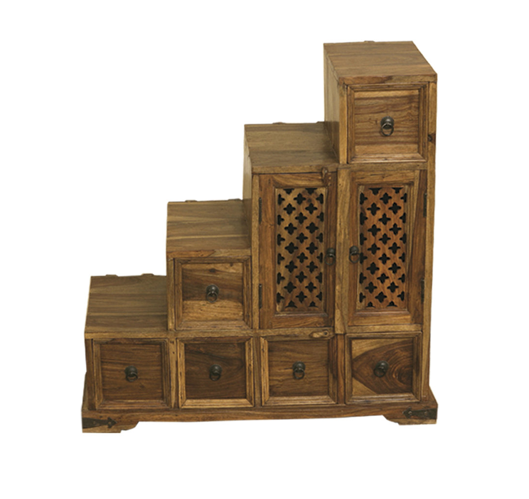 Well Liked 2 Door/2 Drawer Cast Jali Sideboards Inside Jali – Quality Indian And Oak Furniture (View 3 of 20)