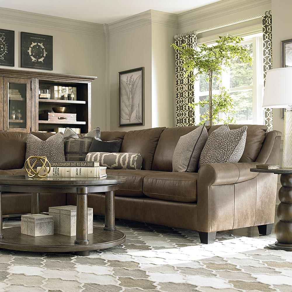 Well Liked American Casual Ellery Large L Shaped Sectional For Sierra Foam Ii 3 Piece Sectionals (View 8 of 20)