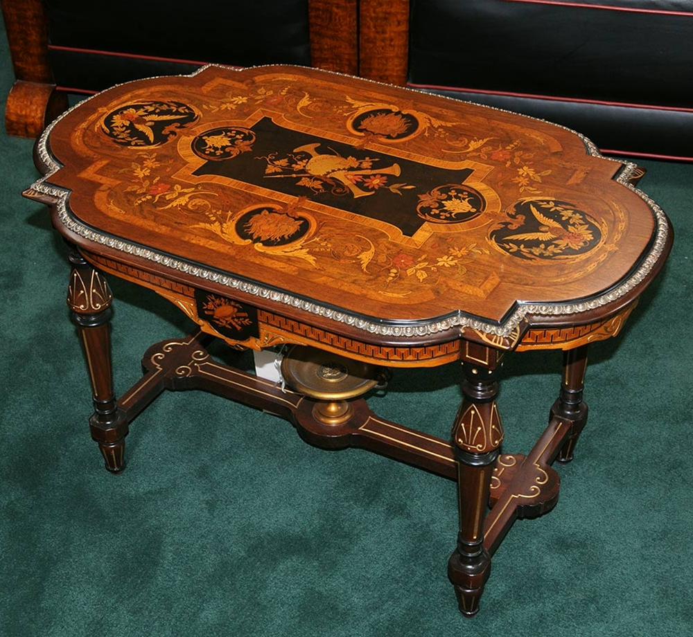 Well Liked Antiqued Art Deco Coffee Tables With Regard To Antiques (Gallery 14 of 20)