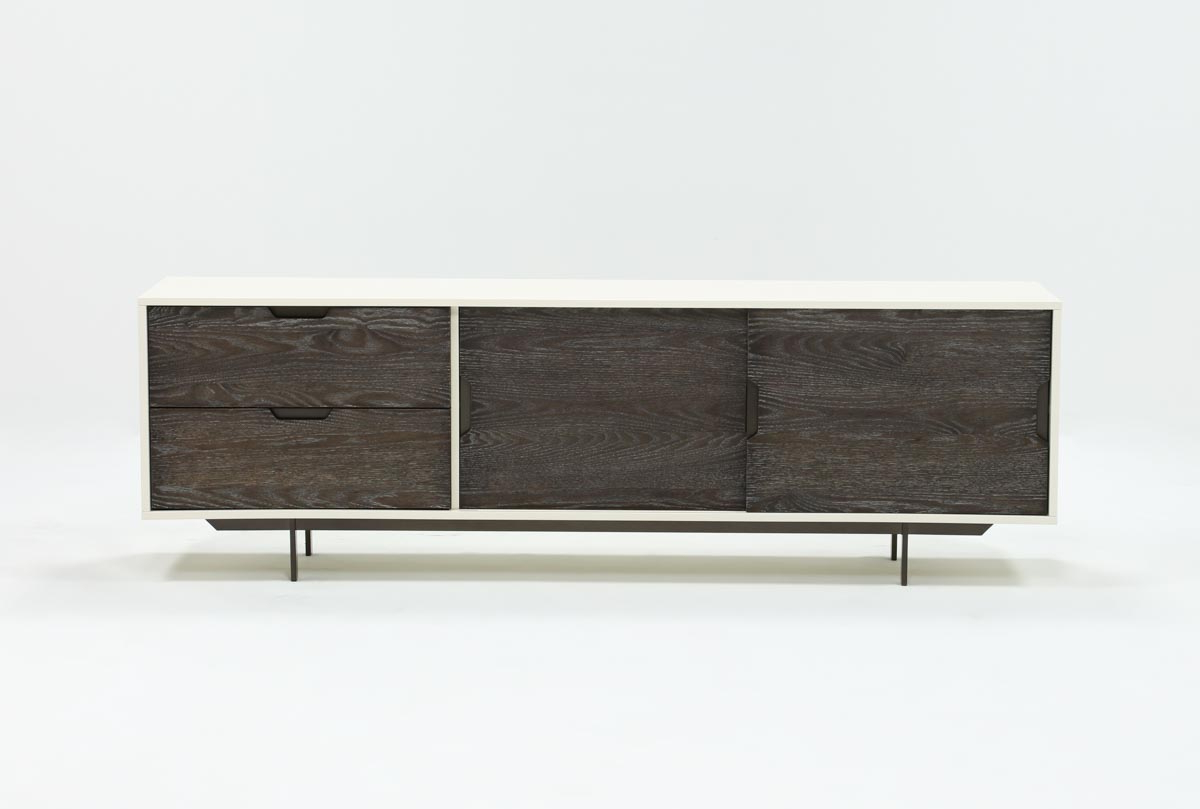 Well Liked Bale Rustic Grey Sideboards With Regard To Bale Rustic Grey 82 Inch Tv Stand (View 5 of 20)