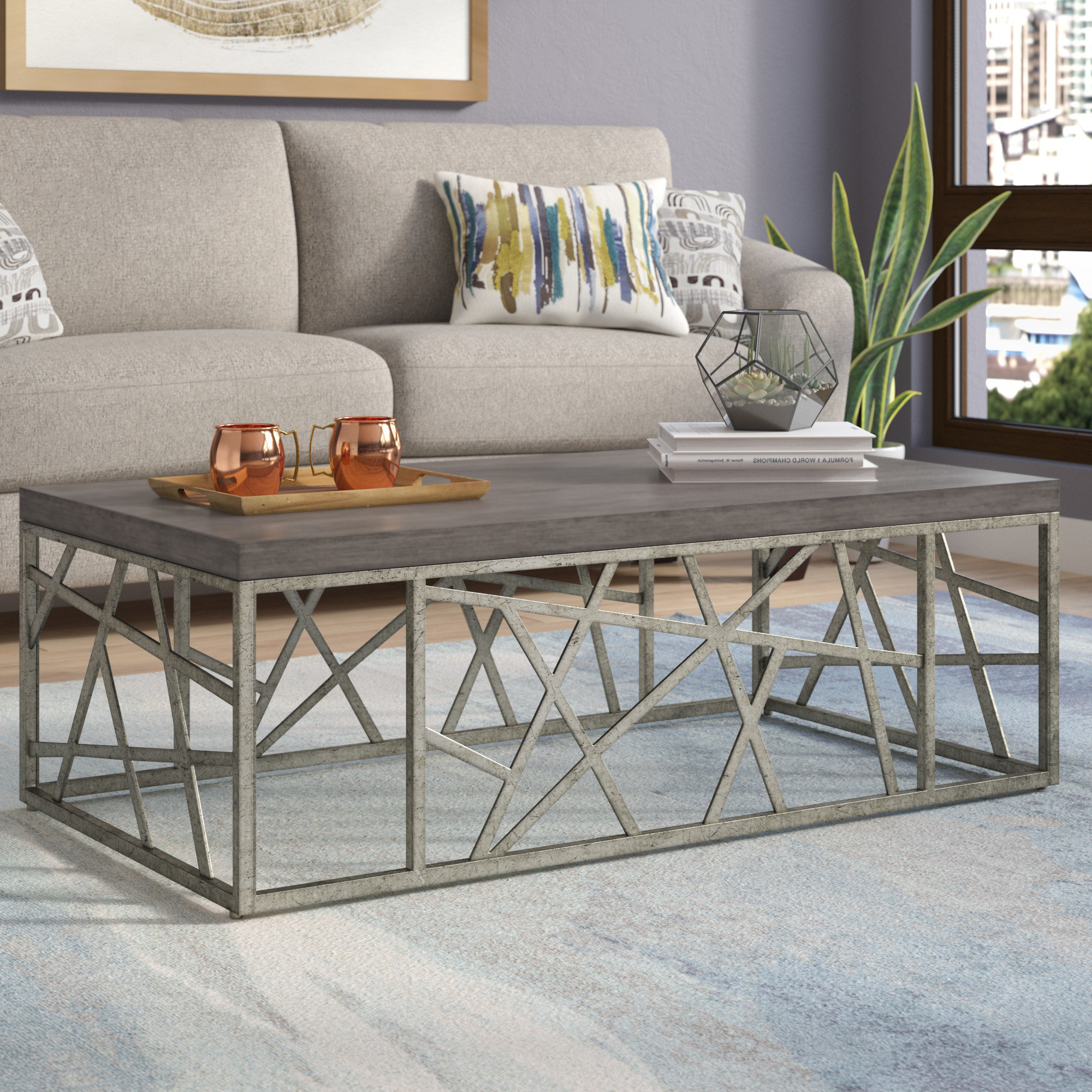 Well Liked Brayden Studio Hiers Coffee Table & Reviews (View 17 of 20)