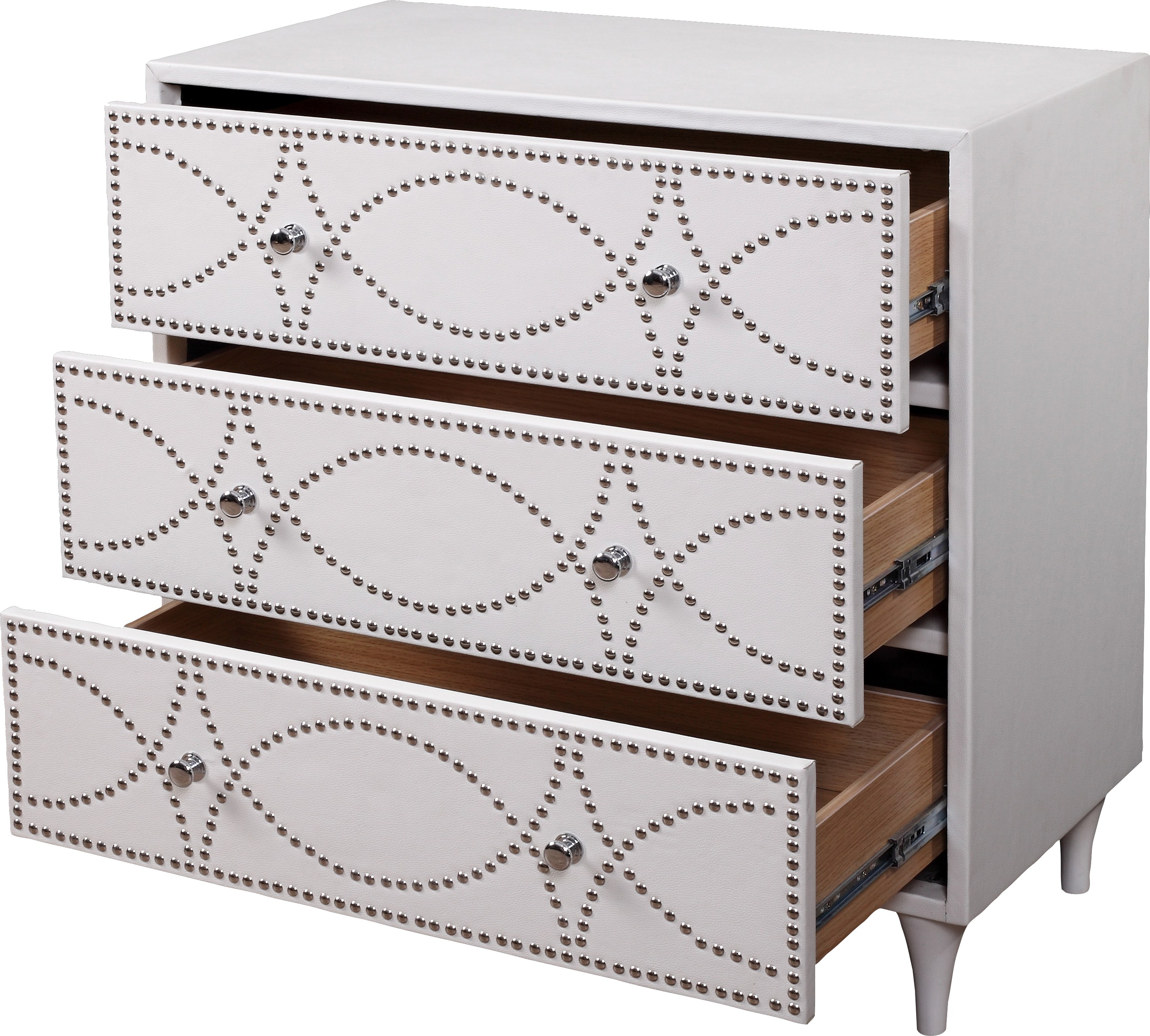 Well Liked Jaxon Ivory Accent Cabinet – Accent Cabinets Light Wood Inside Jaxon Grey Sideboards (Gallery 18 of 20)
