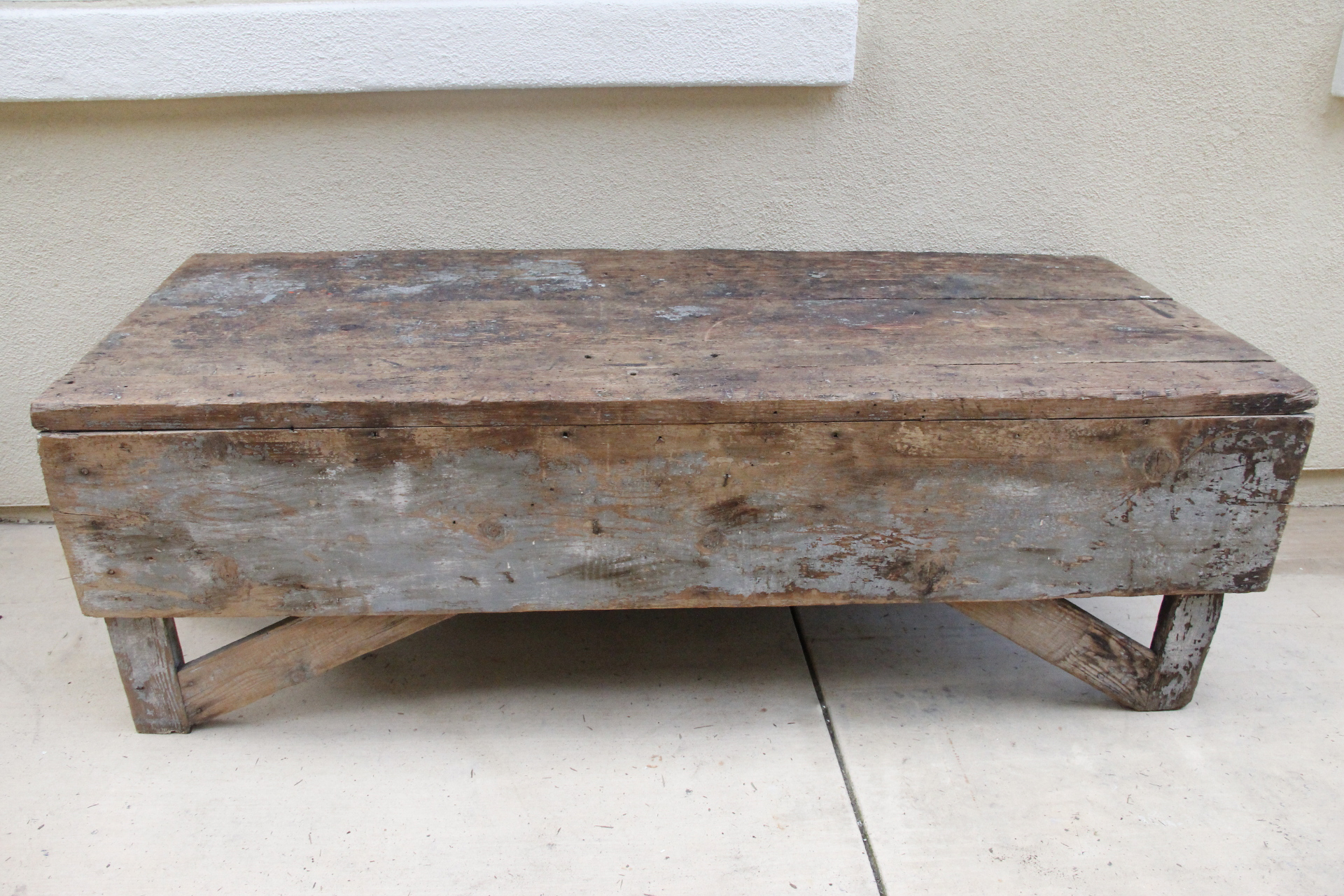 Well Liked Vintage Wood Coffee Tables Within Vintage Wooden Coffee Tables – Karaelvars (View 2 of 20)