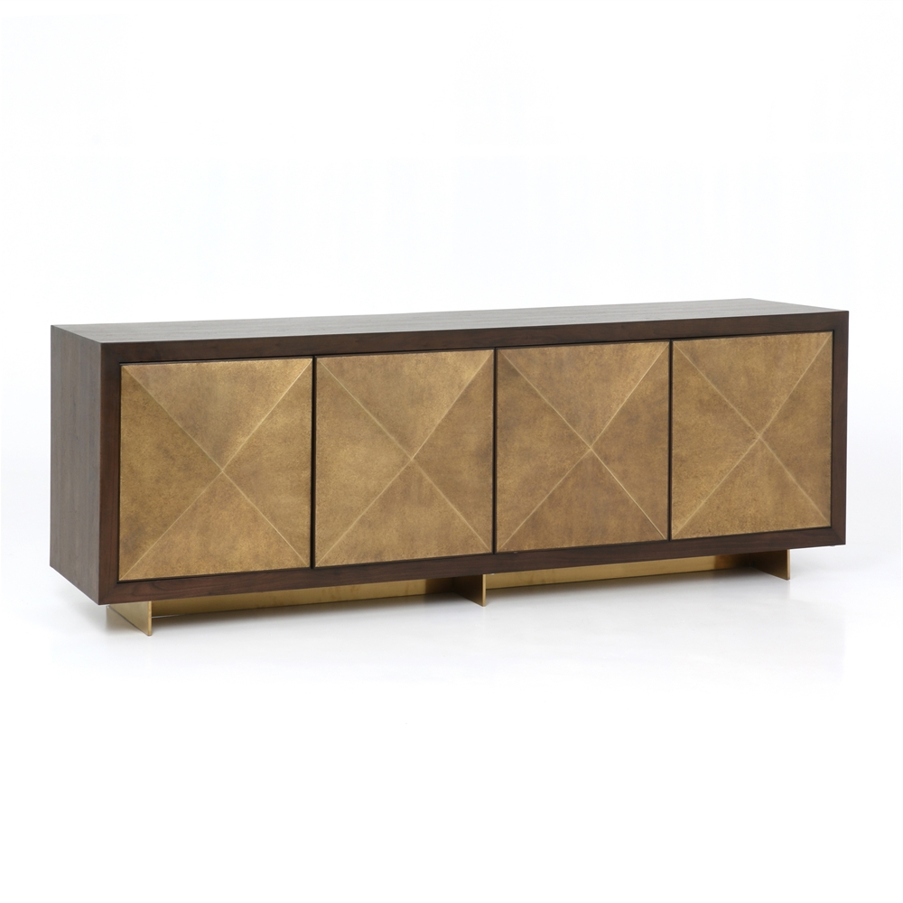Well Liked Zeema Sideboards Pertaining To Element Sideboard, The Khazana Home Austin Furniture Store (View 5 of 20)