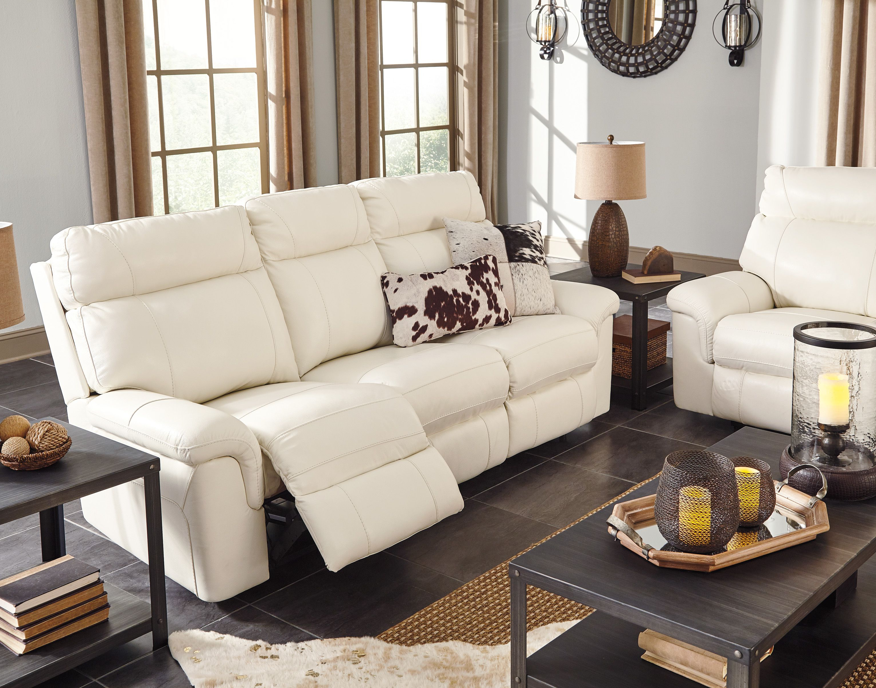 Whiteville Power Reclining Sofa Wadjustable Headrest – You Want It With Latest Marcus Oyster 6 Piece Sectionals With Power Headrest And Usb (View 7 of 20)