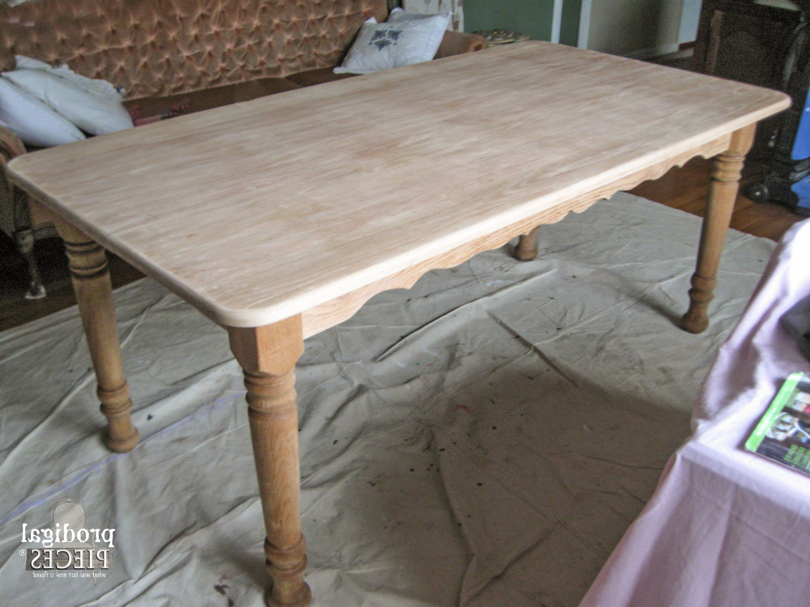 Whitewashed (Or Limewashed) Wood – Prodigal Pieces For Fashionable Limewash Coffee Tables (Gallery 8 of 20)