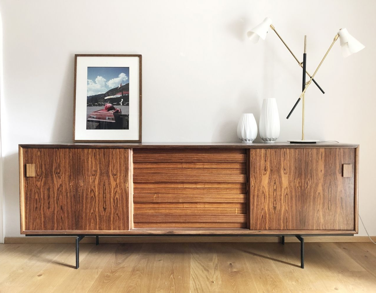 Widely Used Boyce Sideboards Throughout Danish Rosewood Sideboardpoul Jessen For Dr Visby J In (View 14 of 20)