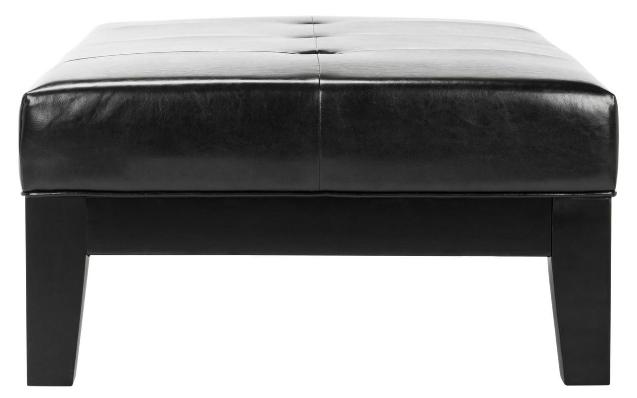 Widely Used Jordan Cocktail Tables Regarding Hud4066B Ottomans – Furnituresafavieh (Gallery 15 of 20)