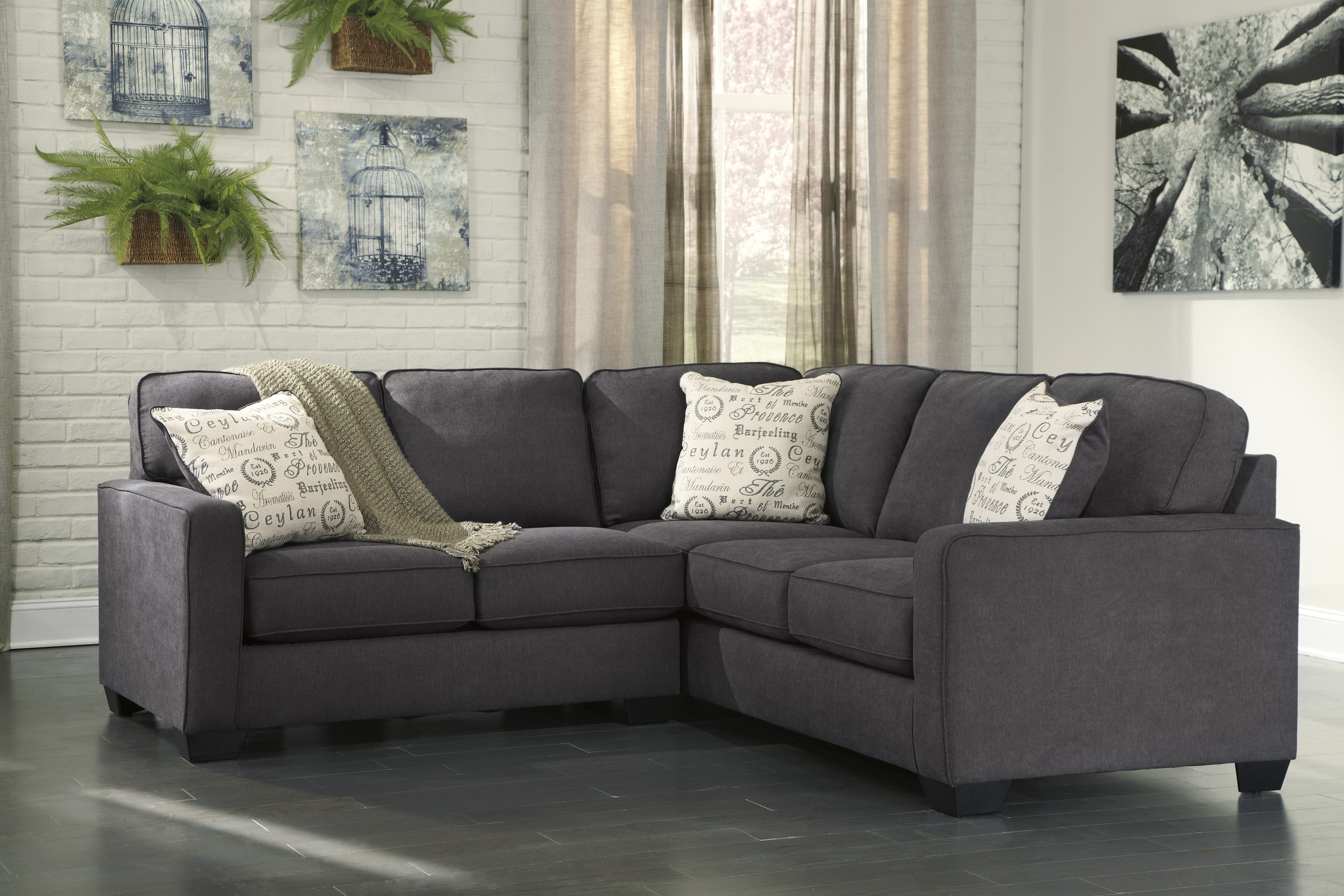 Widely Used Kerri 2 Piece Sectionals With Raf Chaise Pertaining To New 2 Piece Sectional With Chaise Lounge – Buildsimplehome (View 20 of 20)