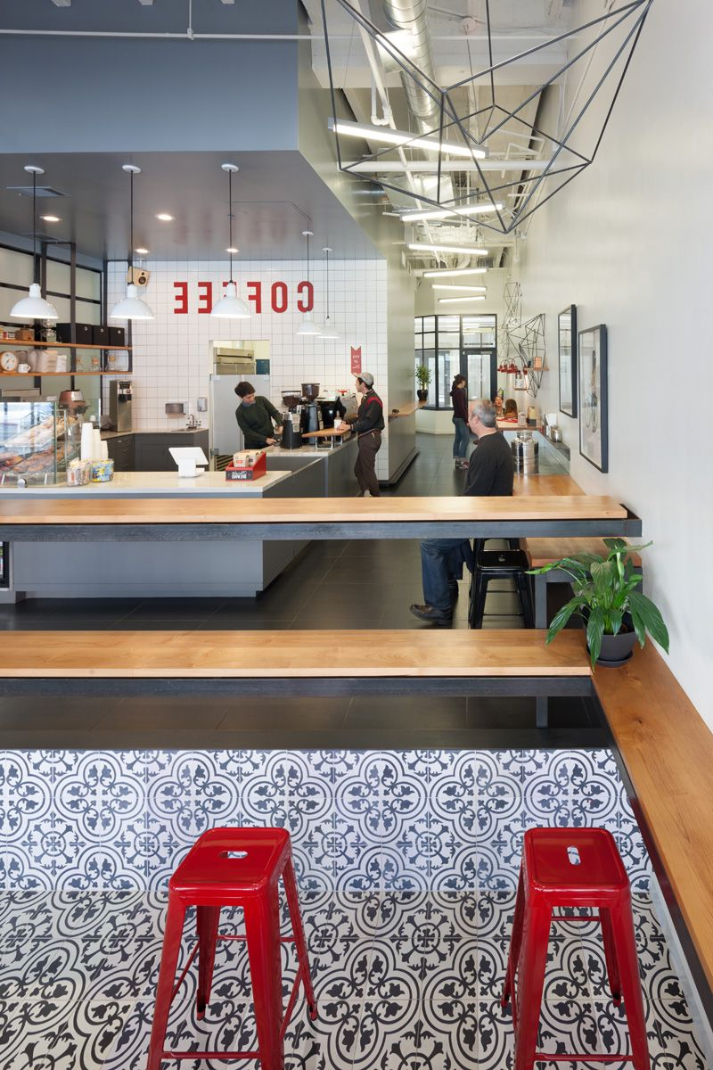 Widely Used Khacha Coffee Tables Pertaining To Before & After – A Dated Retail Space To A Modern Coffee Shop In (View 19 of 20)