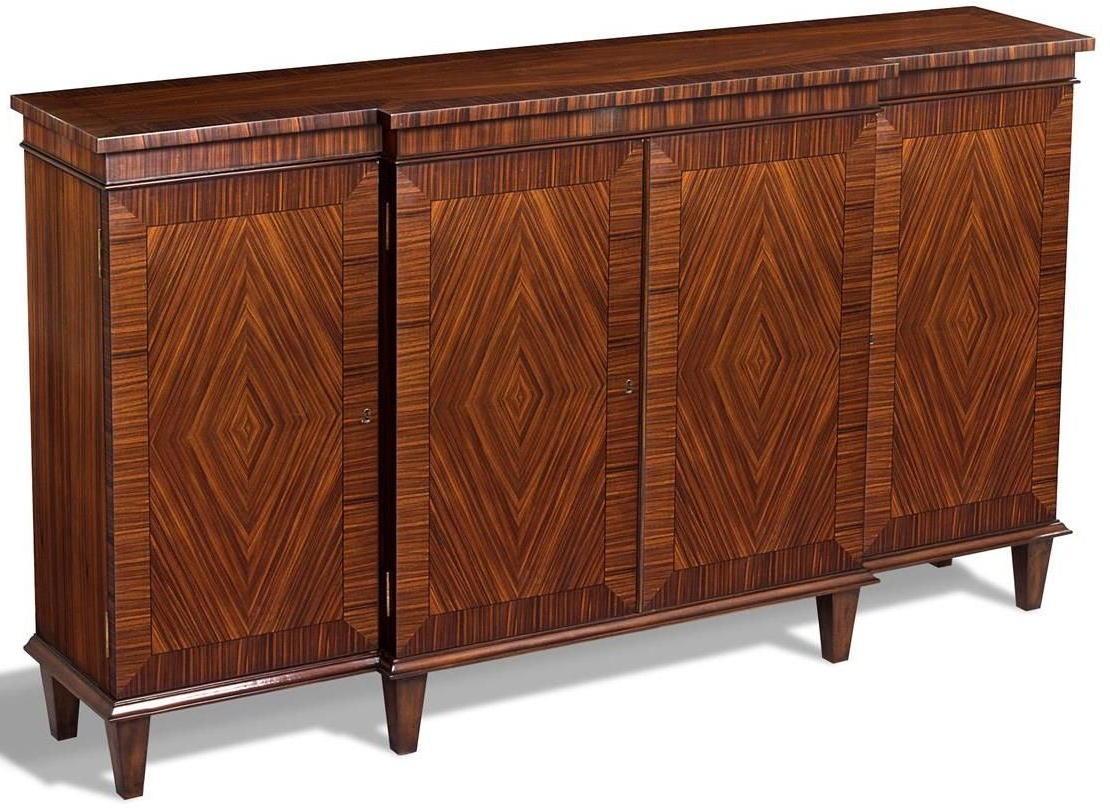 Widely Used Sideboard Scarborough House Stunning Rosewood, Cutlery Drawer, 4 Pertaining To Parrish Sideboards (View 20 of 20)