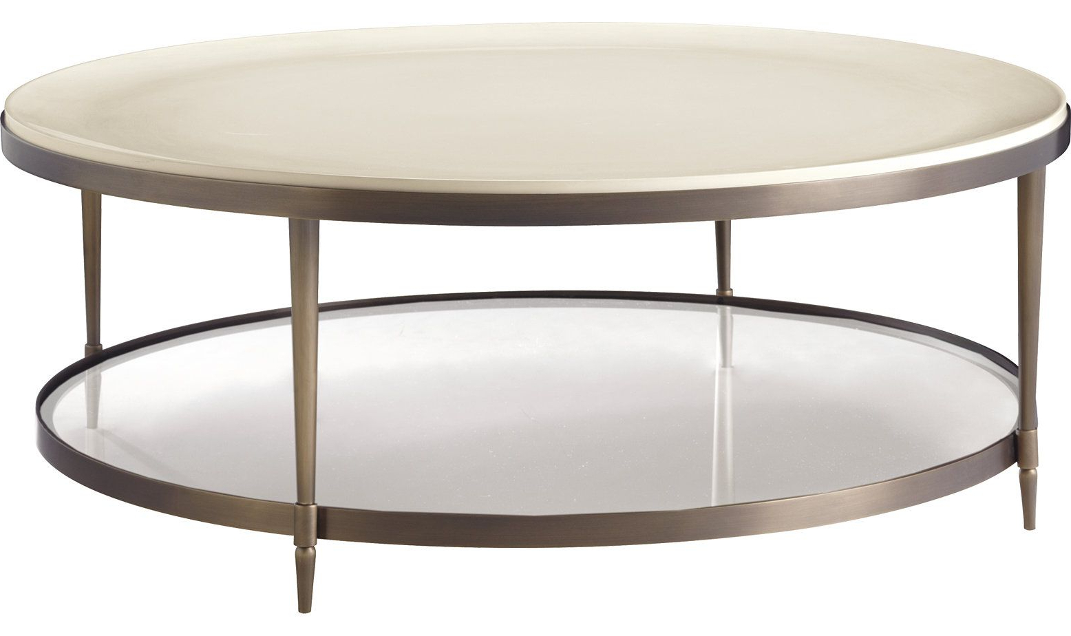 Widely Used Swell Round Coffee Tables In Inspiredthe Beauty Of A Cultured Pearl, The Oberon Cocktail (View 19 of 20)