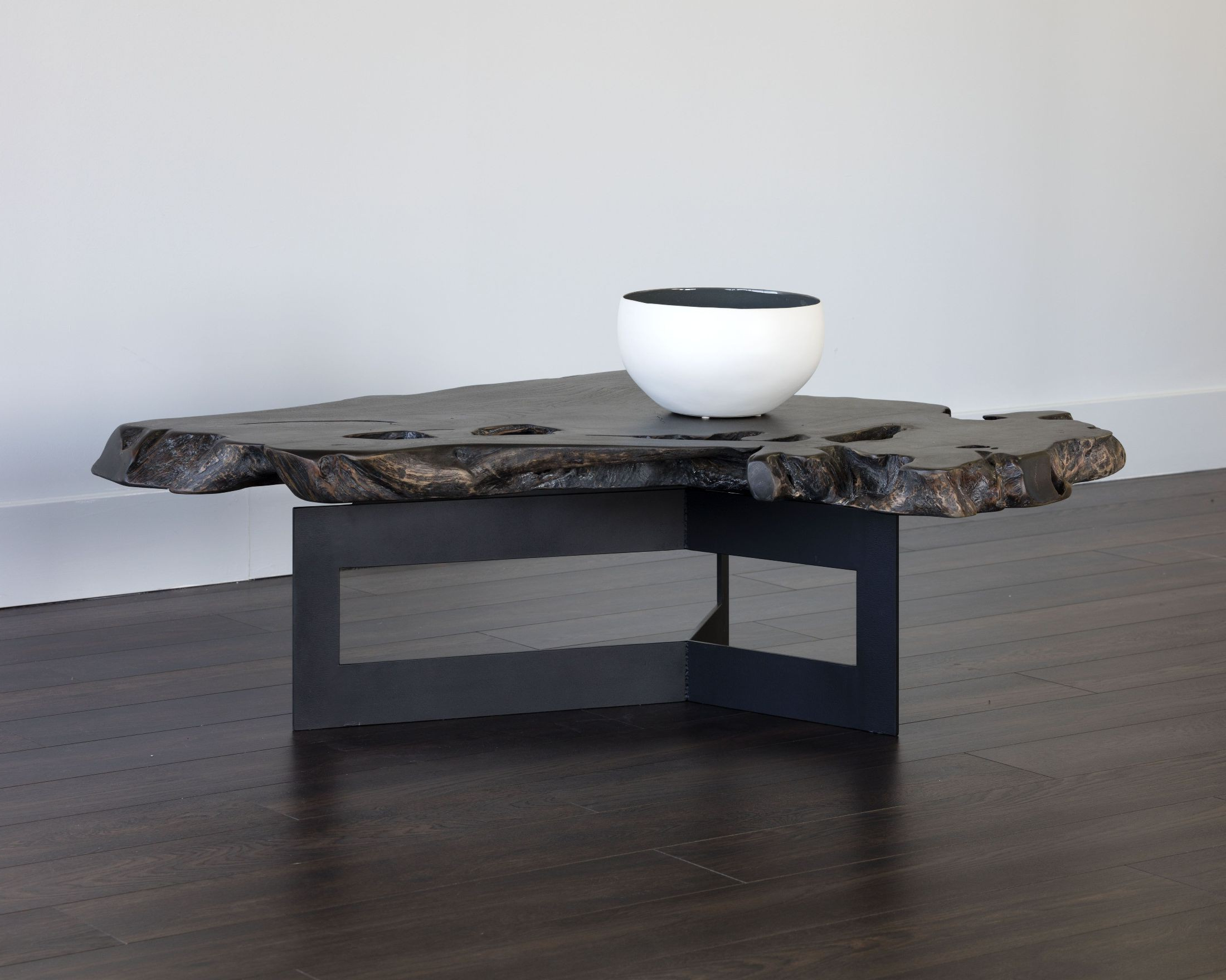 Wyatt Black Coffee Table, 102222, Sunpan Modern Home With Regard To Most Up To Date Wyatt Cocktail Tables (View 15 of 20)