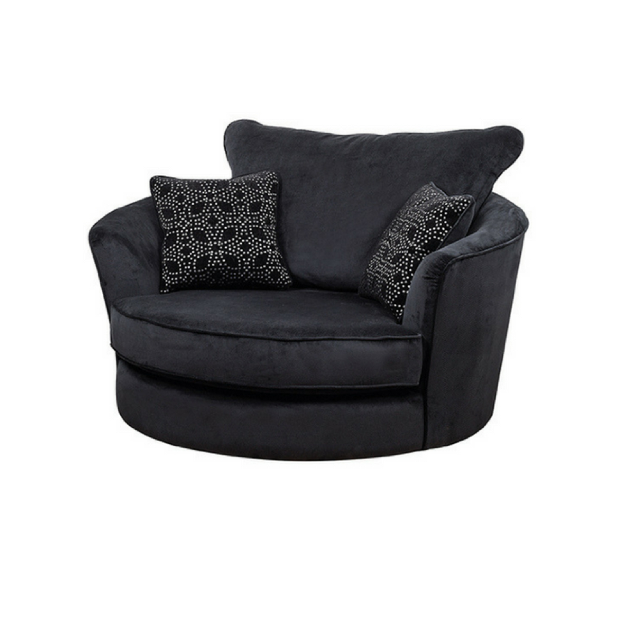 2018 Samantha Cuddler – Corcorans Furniture & Carpets With Sofa With Swivel Chair (View 1 of 20)